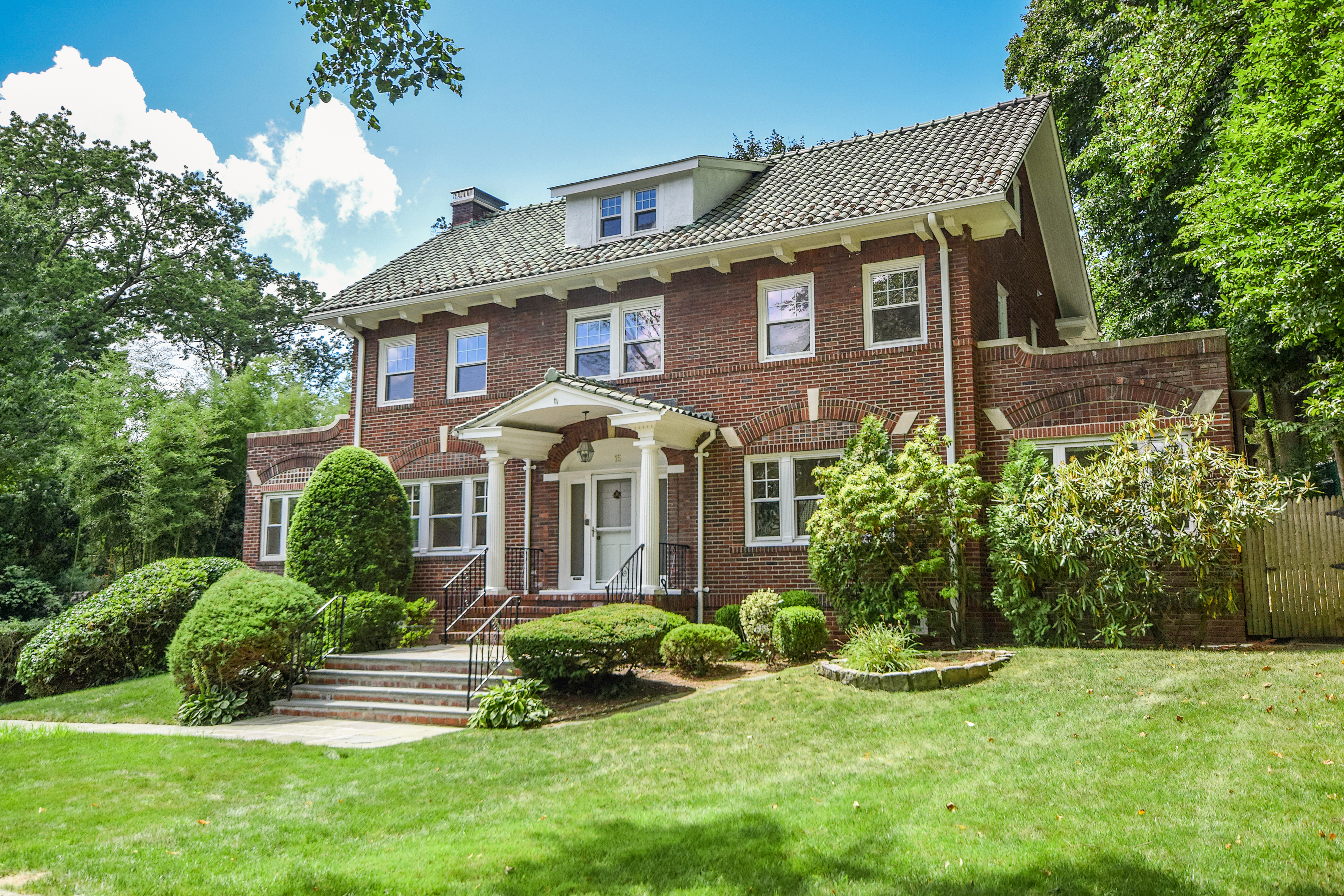 Property For Sale at Classic Brick Colonial