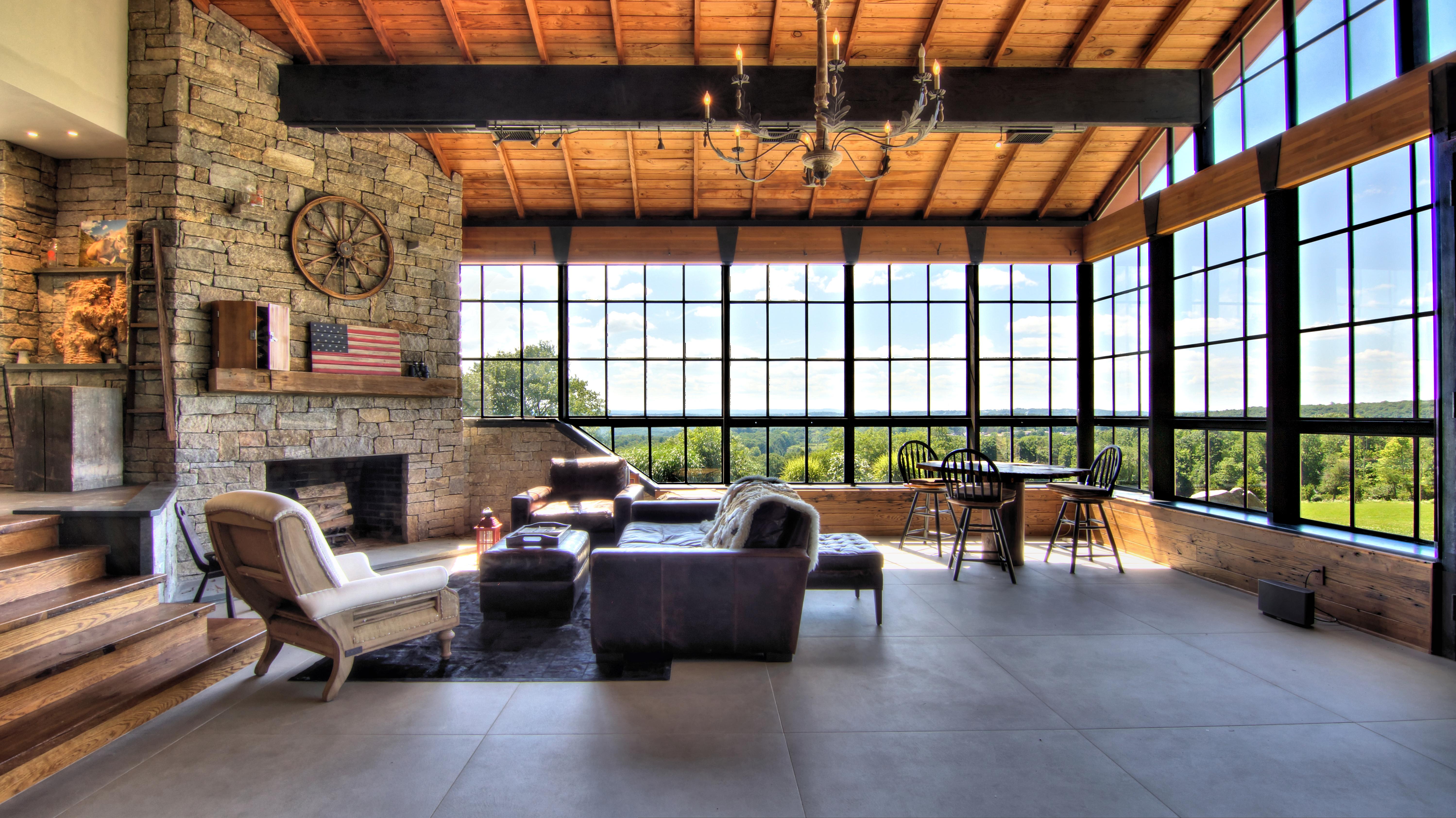 独户住宅 为 销售 在 DREAM AWAY BARN 85 Painter Ridge Rd 罗克斯伯里, 康涅狄格州, 06783 美国