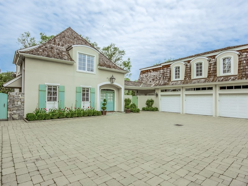Property For Sale at Spectacular French Country Manor, Custom Built Home