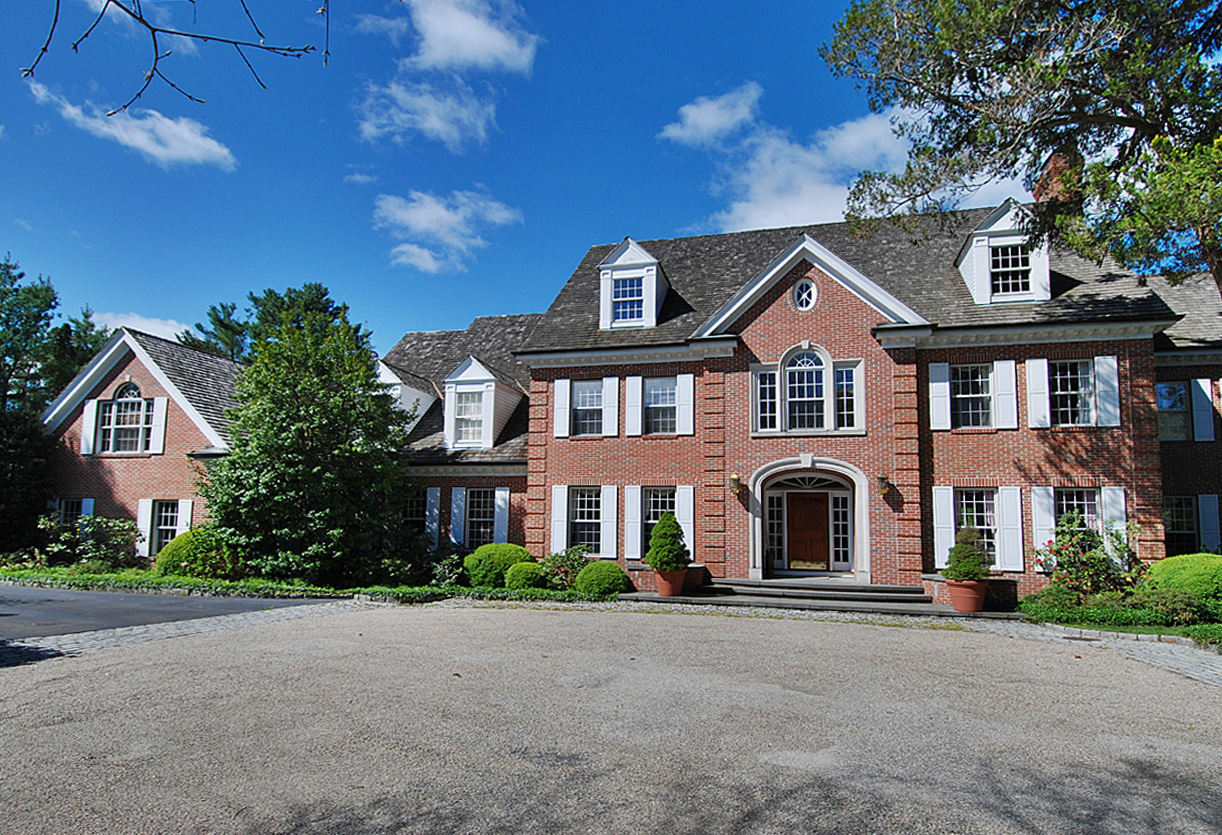 Property For Sale at Impressive Brick Colonial
