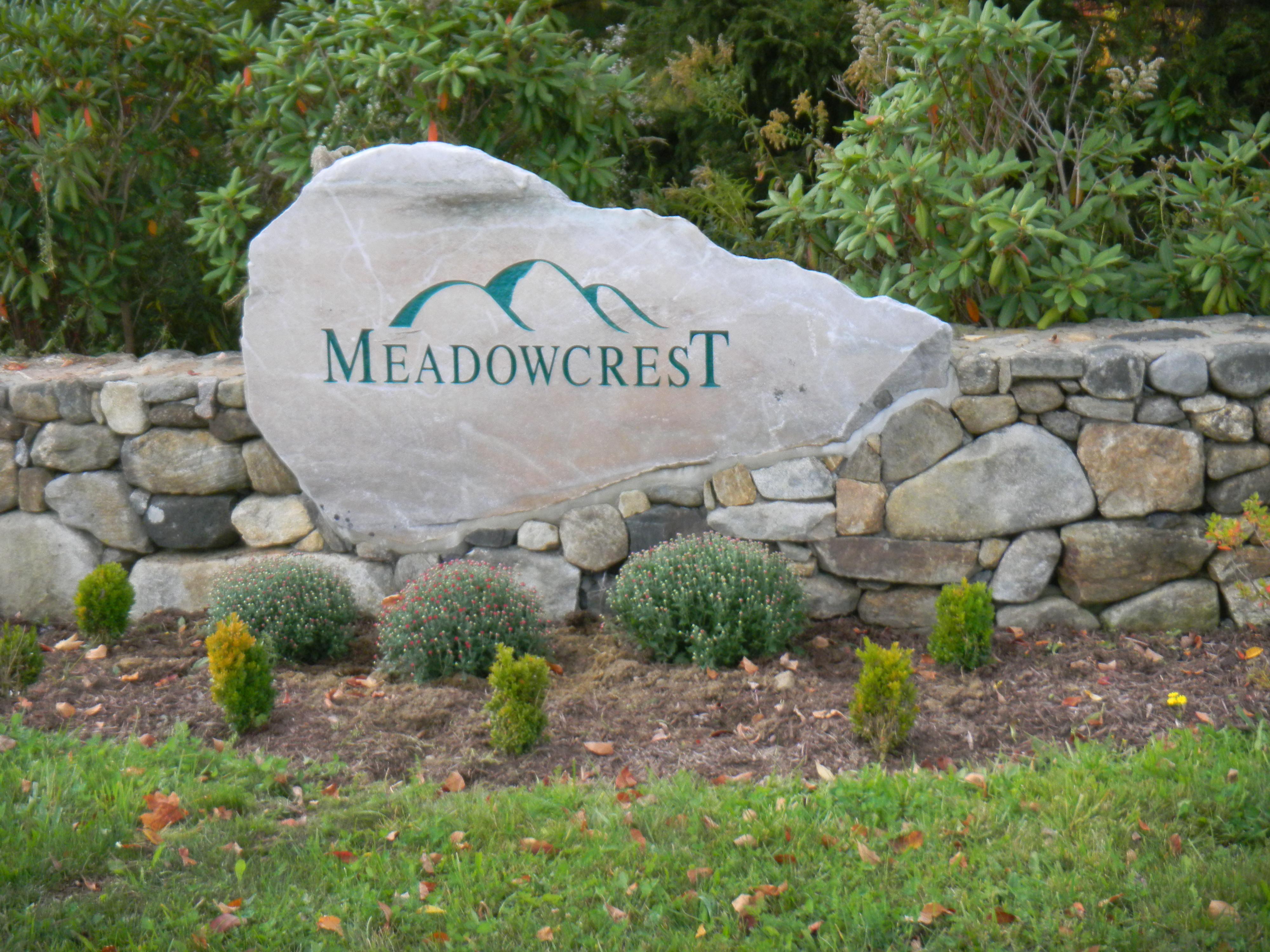 土地 のために 売買 アット Meadowcrest at Litchfield Hills East Street South Goshen, コネチカット, 06756 アメリカ合衆国