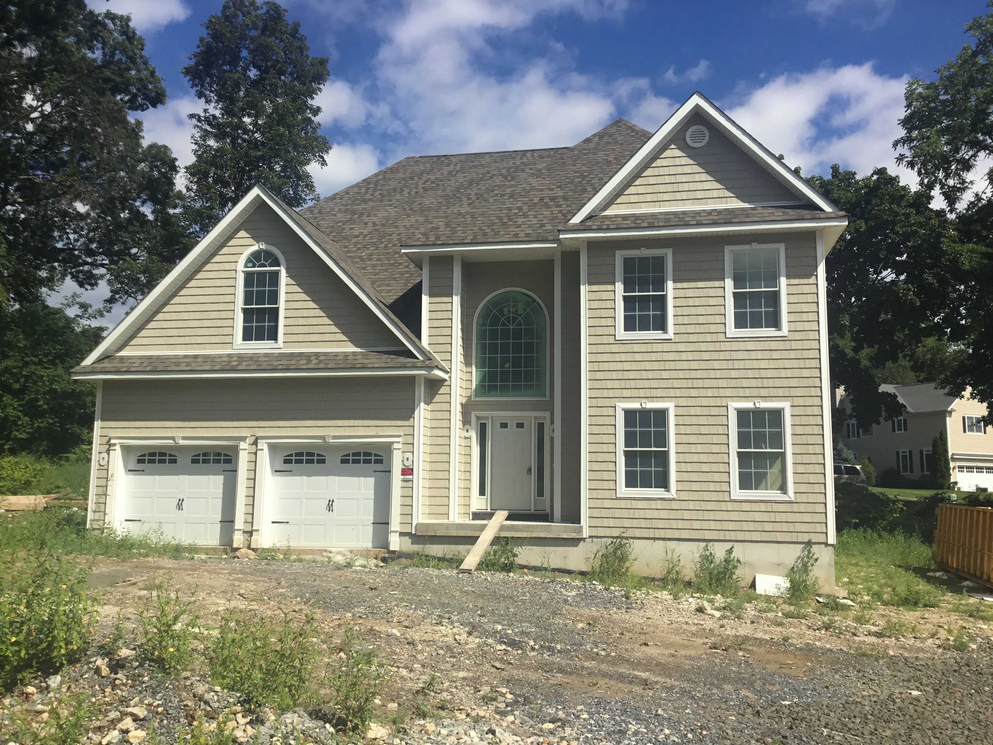 Single Family Home for Sale at New Construction Lot 4 Walnut Ridge Court Stamford, Connecticut, 06904 United States