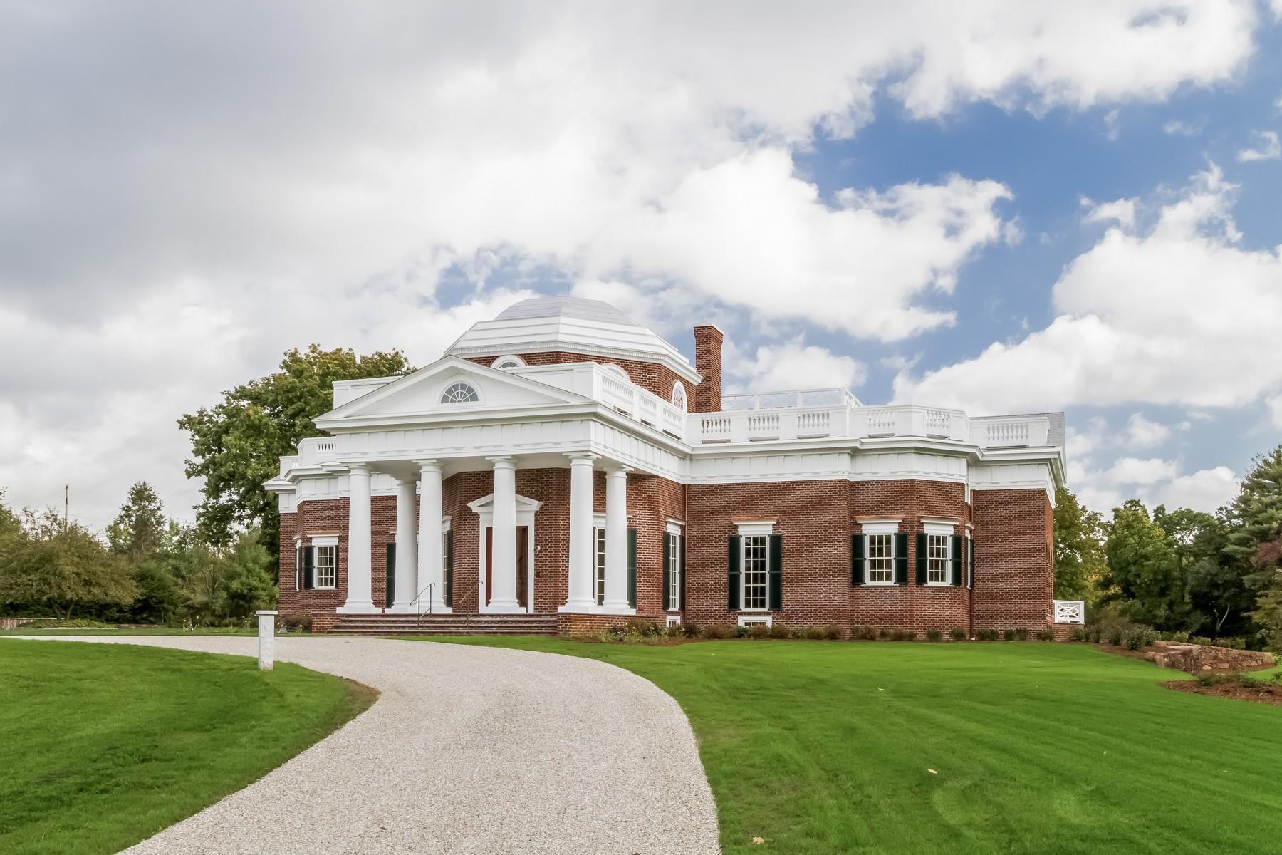 Moradia para Venda às The New Monticello 732 Hall Hill Road Somers, Connecticut 06071 Estados Unidos