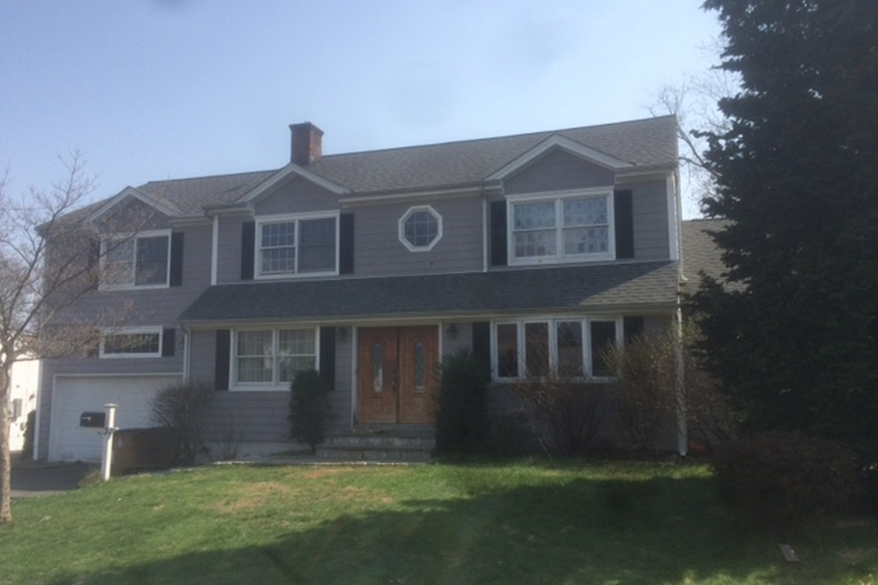 Single Family Home for Sale at Colonial Home Near Cove Island 3 Middlebury Street Stamford, Connecticut 06902 United States