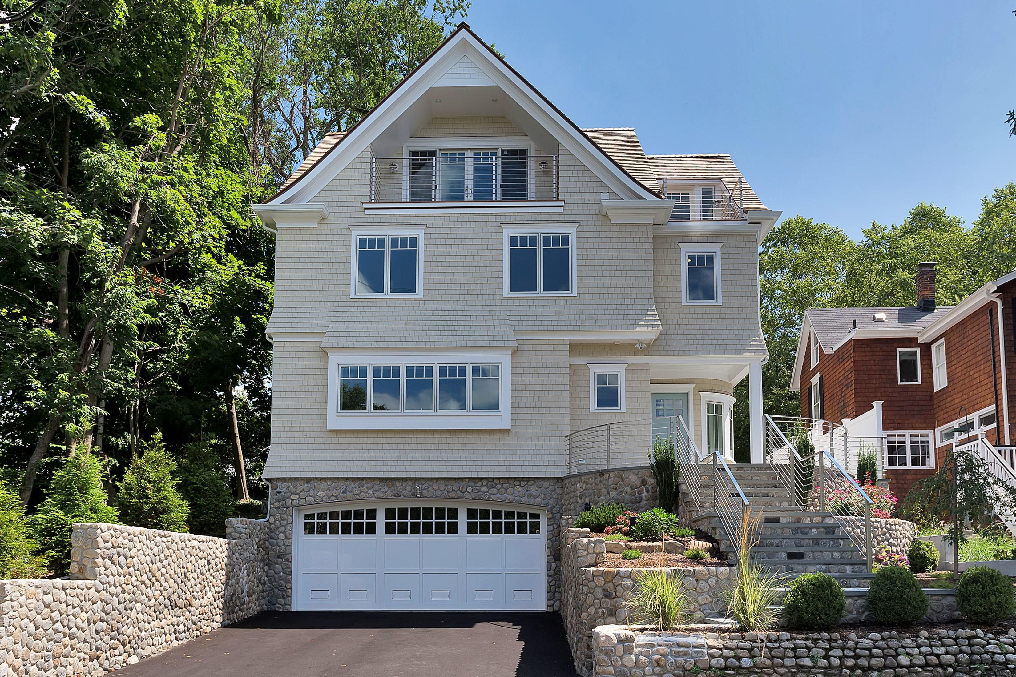 Villa per Vendita alle ore Bell Island New Construction 9 Westmere Avenue Norwalk, Connecticut 06853 Stati Uniti