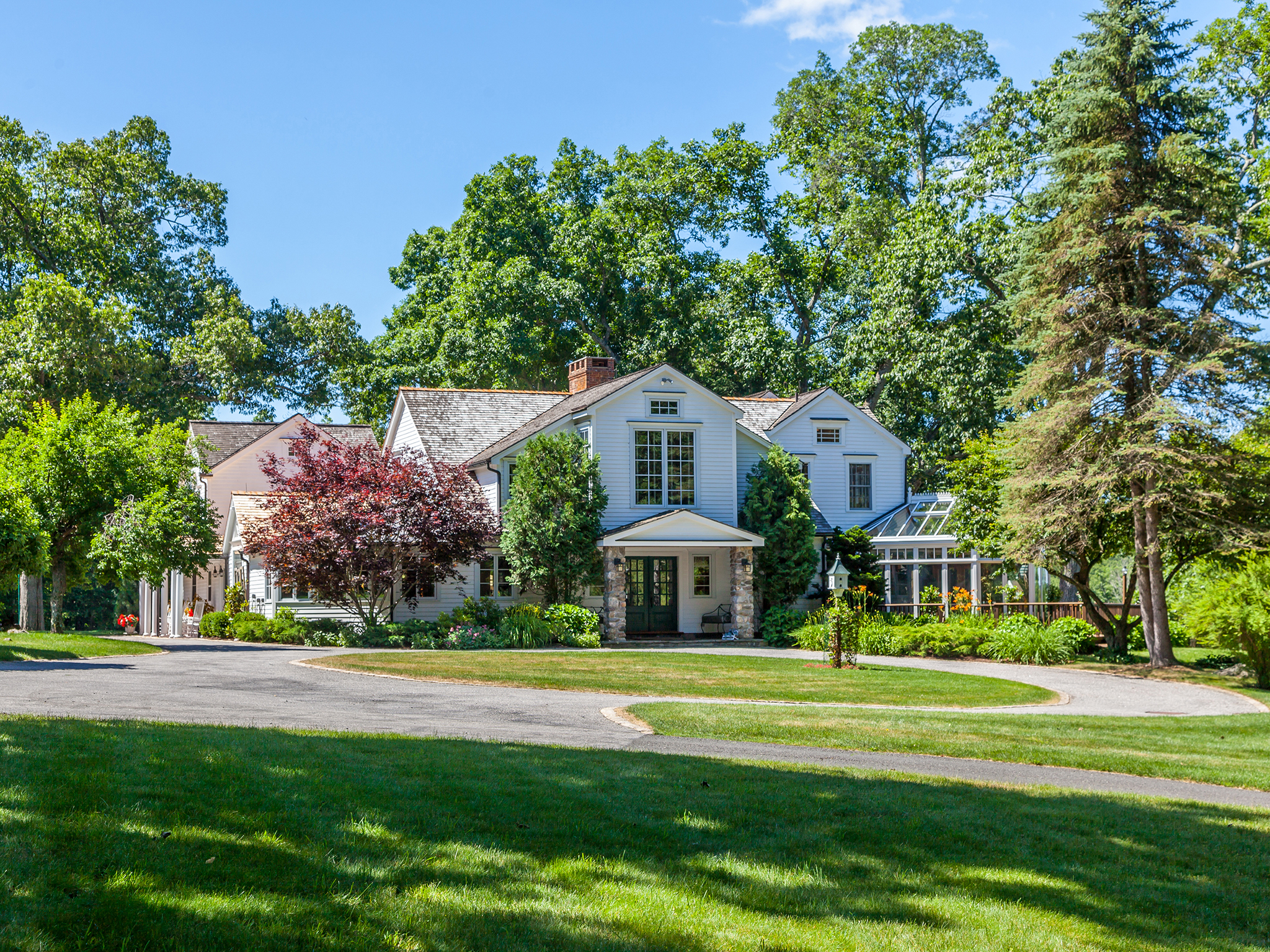 Single Family Home for Sale at Gentleman's Farm 86 Roxbury Rd Washington, Connecticut, 06793 United States