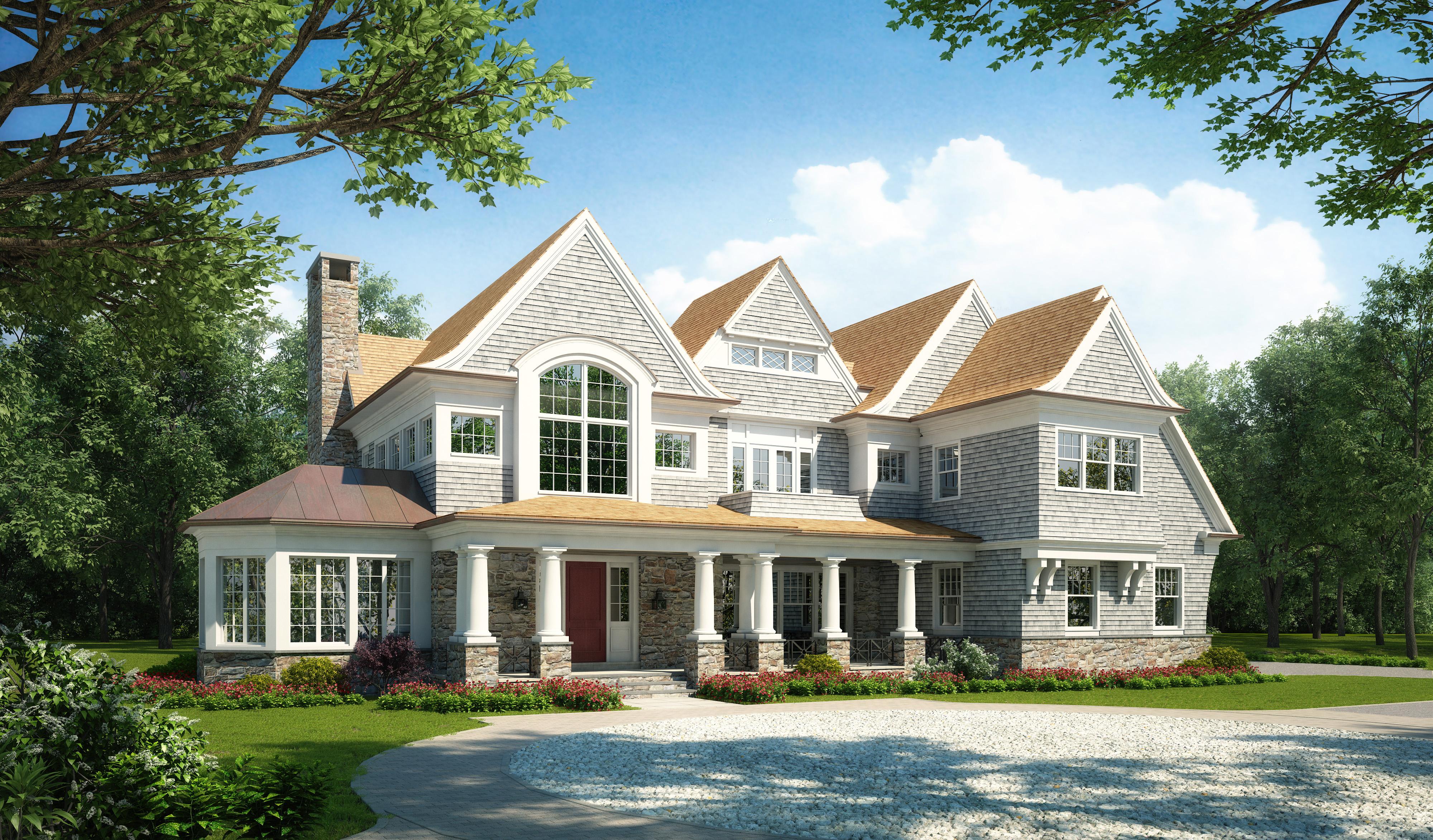 独户住宅 为 销售 在 96 Forest Avenue 拉伊, 纽约州, 10580 美国