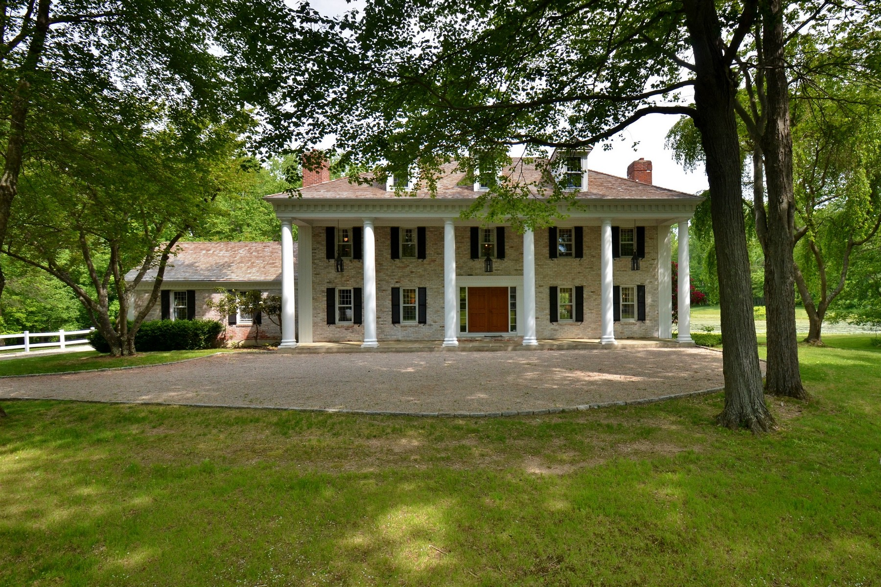 sales property at 13 Acre Estate with Majestic Colonial