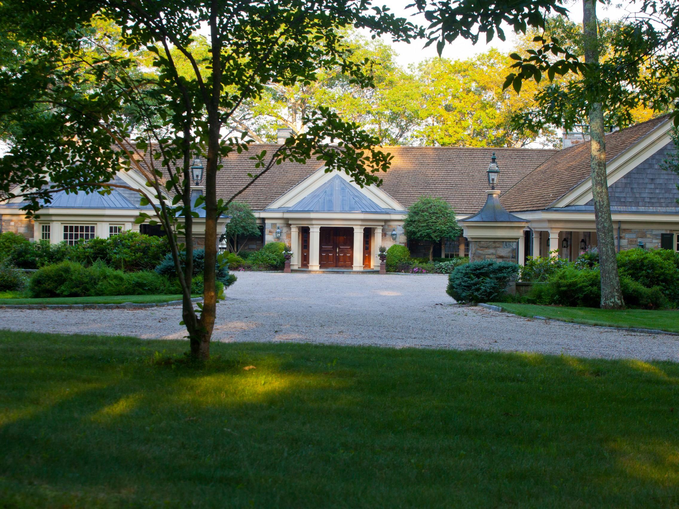 独户住宅 为 销售 在 The View That Built the House 33 Ore Hill Rd 肯特, 康涅狄格州, 06787 美国