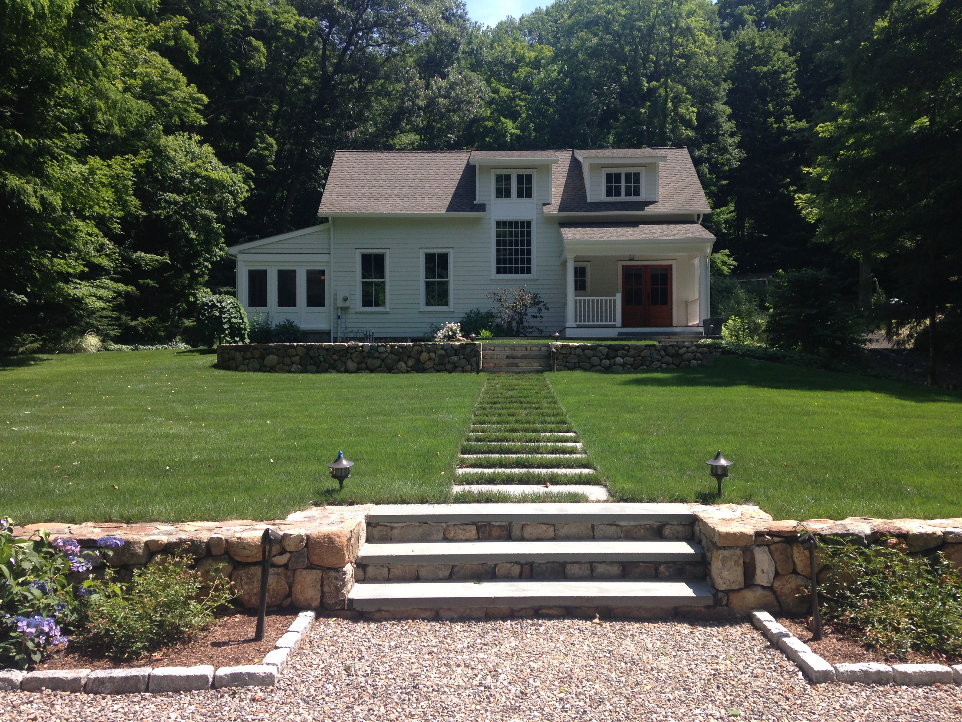sales property at The White Mill...A Circa 1800 Mill House Reimagined for Today