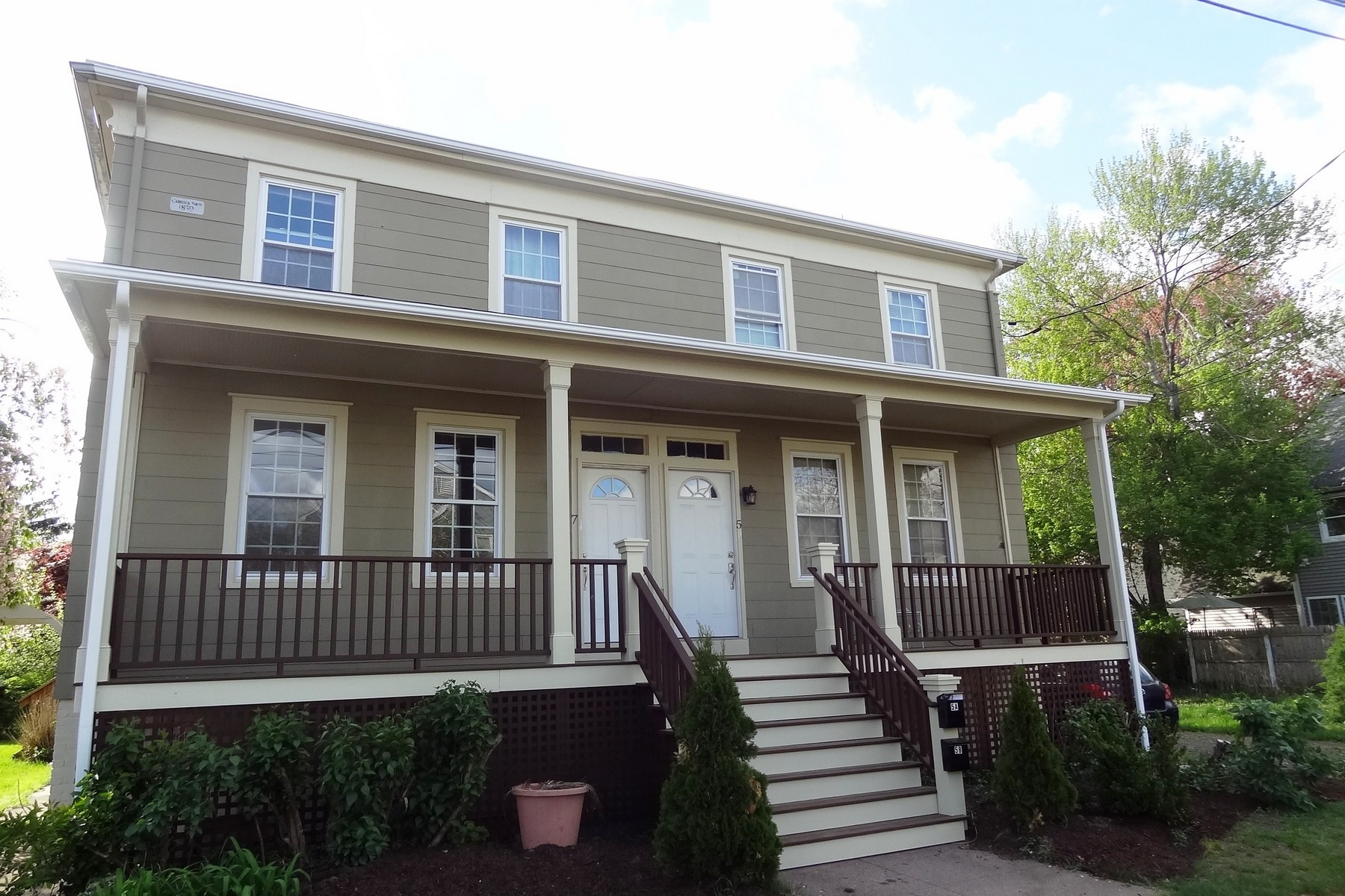 Property For Sale at A Piece of Black Rock History: 1839 Three Unit Home