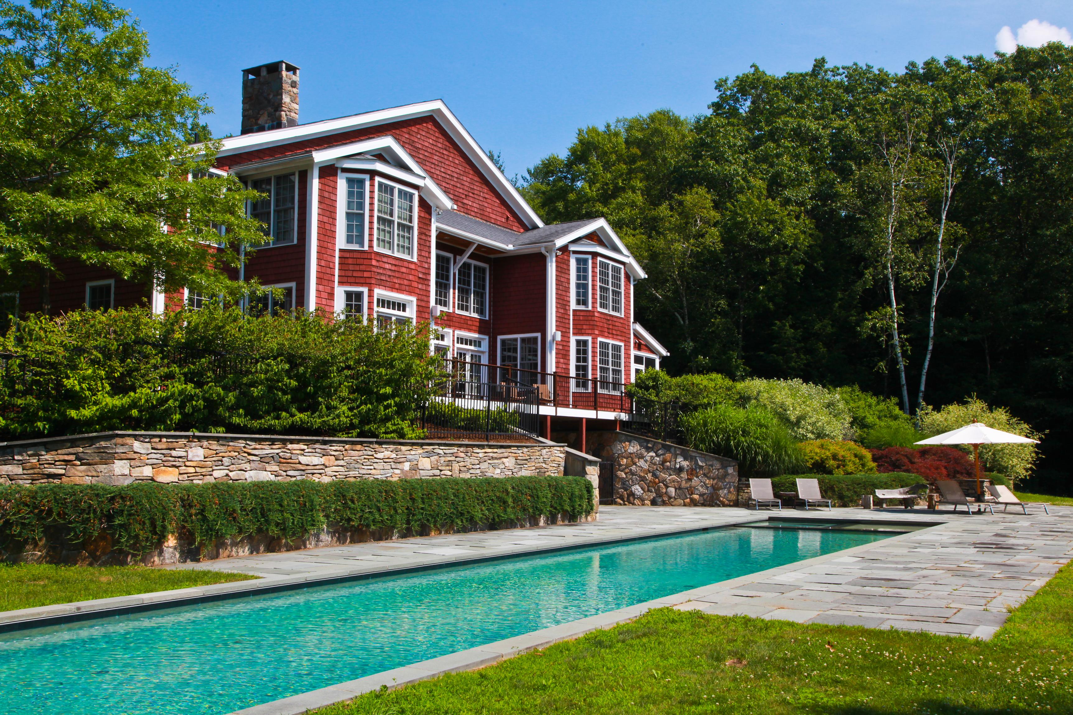 Villa per Vendita alle ore Nantucket in the Litchfield Hills 173 School Hill Rd Goshen, Connecticut, 06756 Stati Uniti