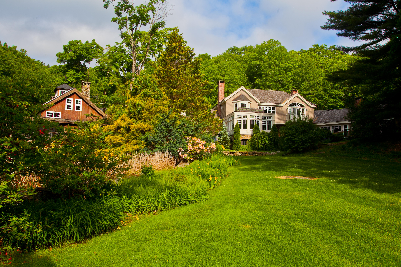 Maison unifamiliale pour l Vente à Heron Mill Farm 75 Lake Rd Warren, Connecticut 06754 États-Unis
