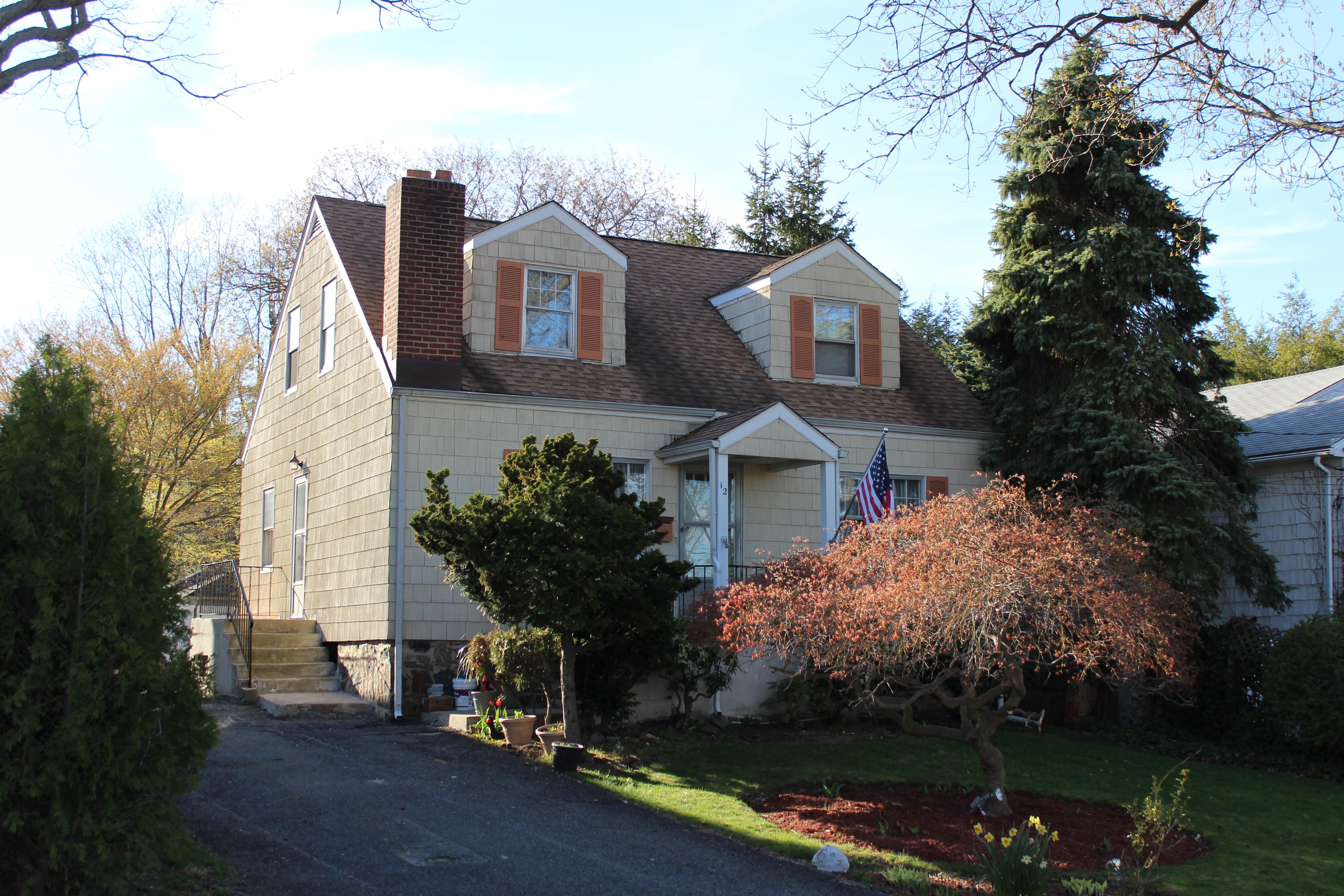 sales property at 12 Roosevelt Avenue
