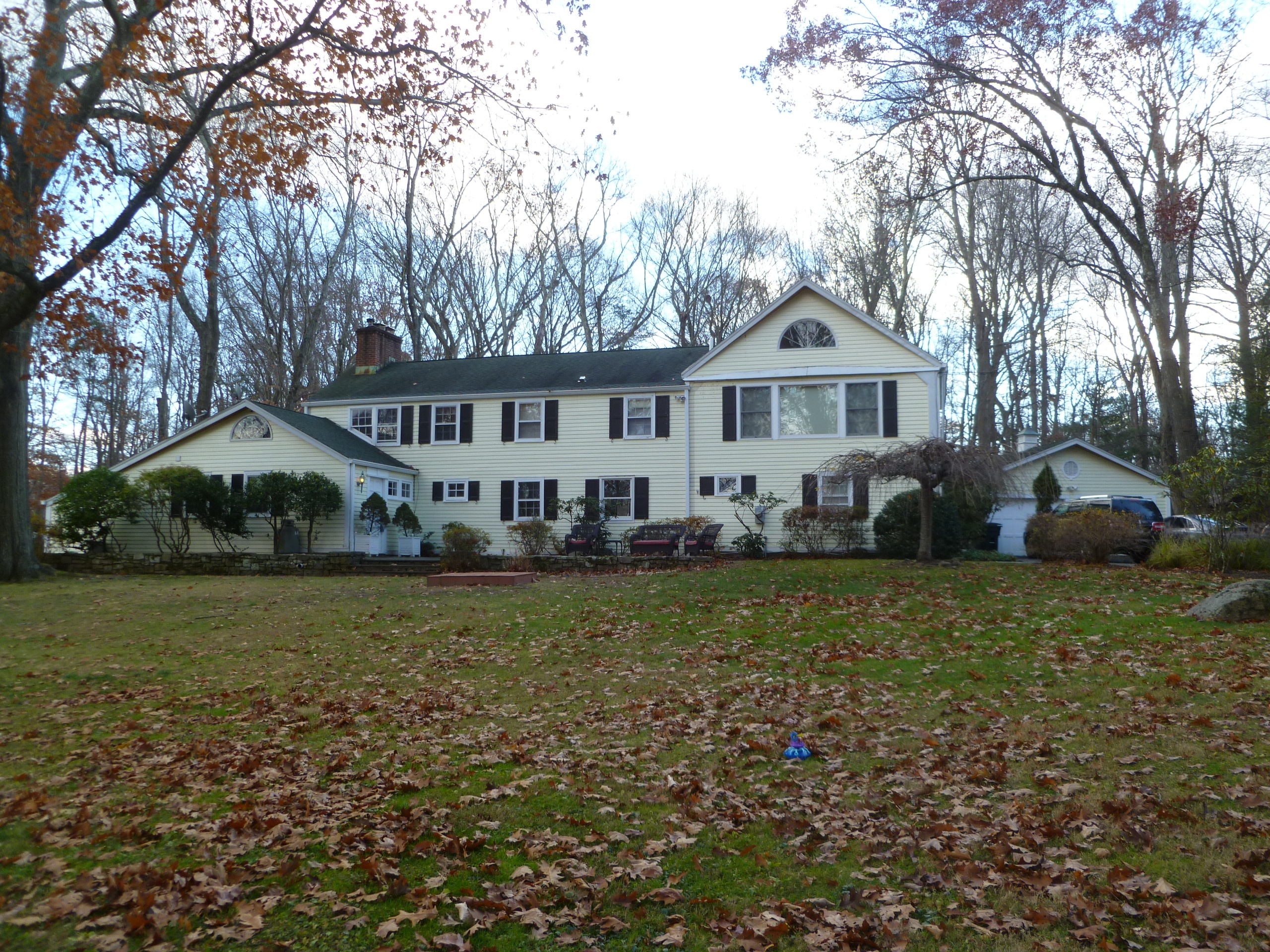 Single Family Home for Rent at Delightfully Different N. Stamford Rental 63 Pinner Lane Stamford, Connecticut 06903 United States