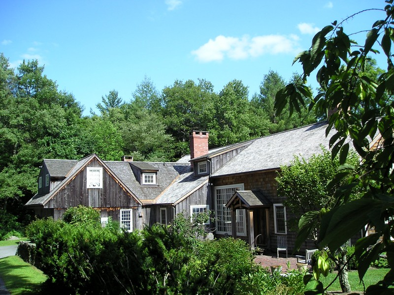 Casa Unifamiliar por un Venta en Antique Barn 58 Saw Mill Road Litchfield, Connecticut 06759 Estados Unidos