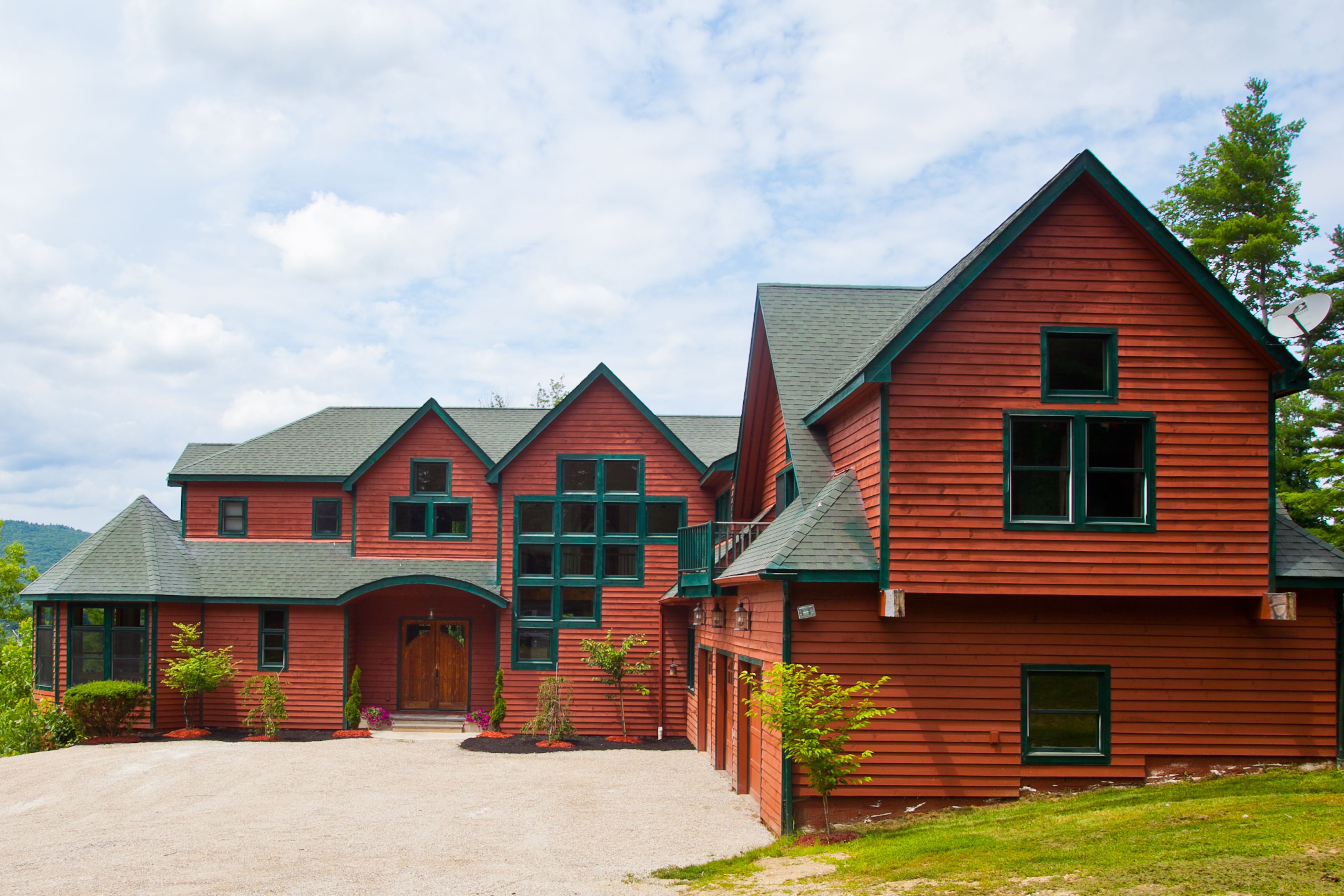 Casa Unifamiliar por un Venta en Sharon Modern Country Home 250 Low Rd Sharon, Connecticut 06069 Estados Unidos