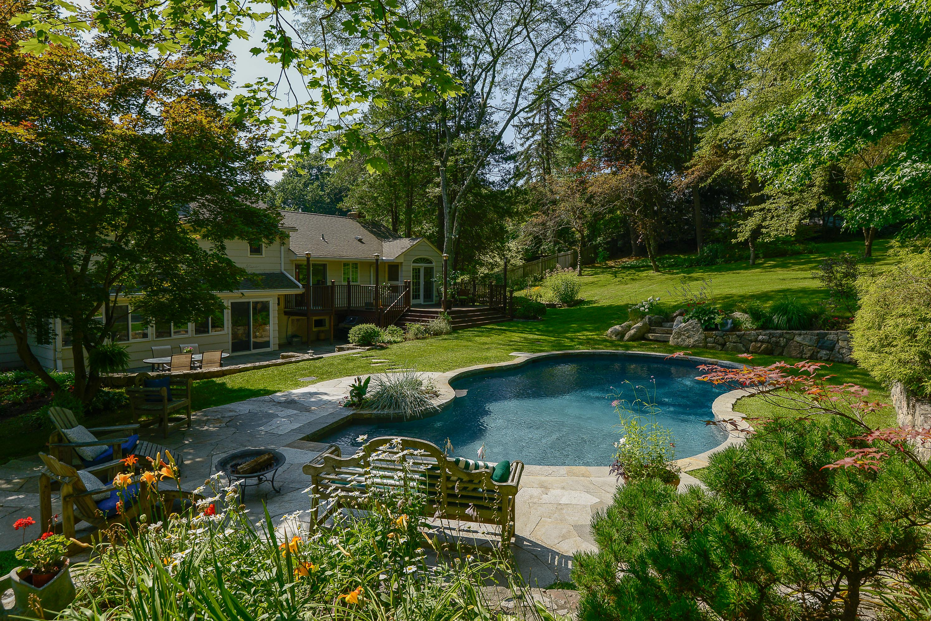 Property For Sale at North Stamford Oasis of Calm