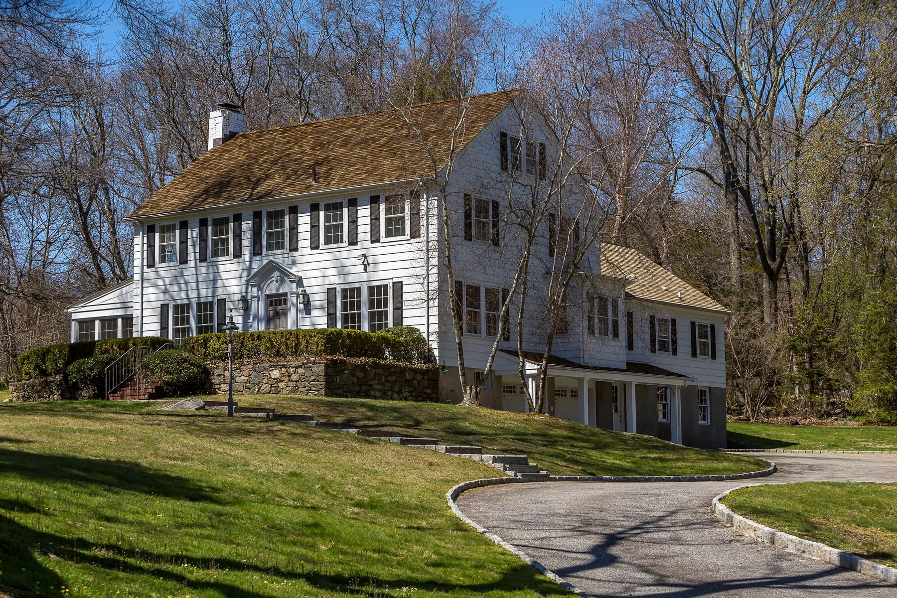 一戸建て のために 売買 アット Darien Classic 174 Leroy Avenue Darien, コネチカット, 06820 アメリカ合衆国