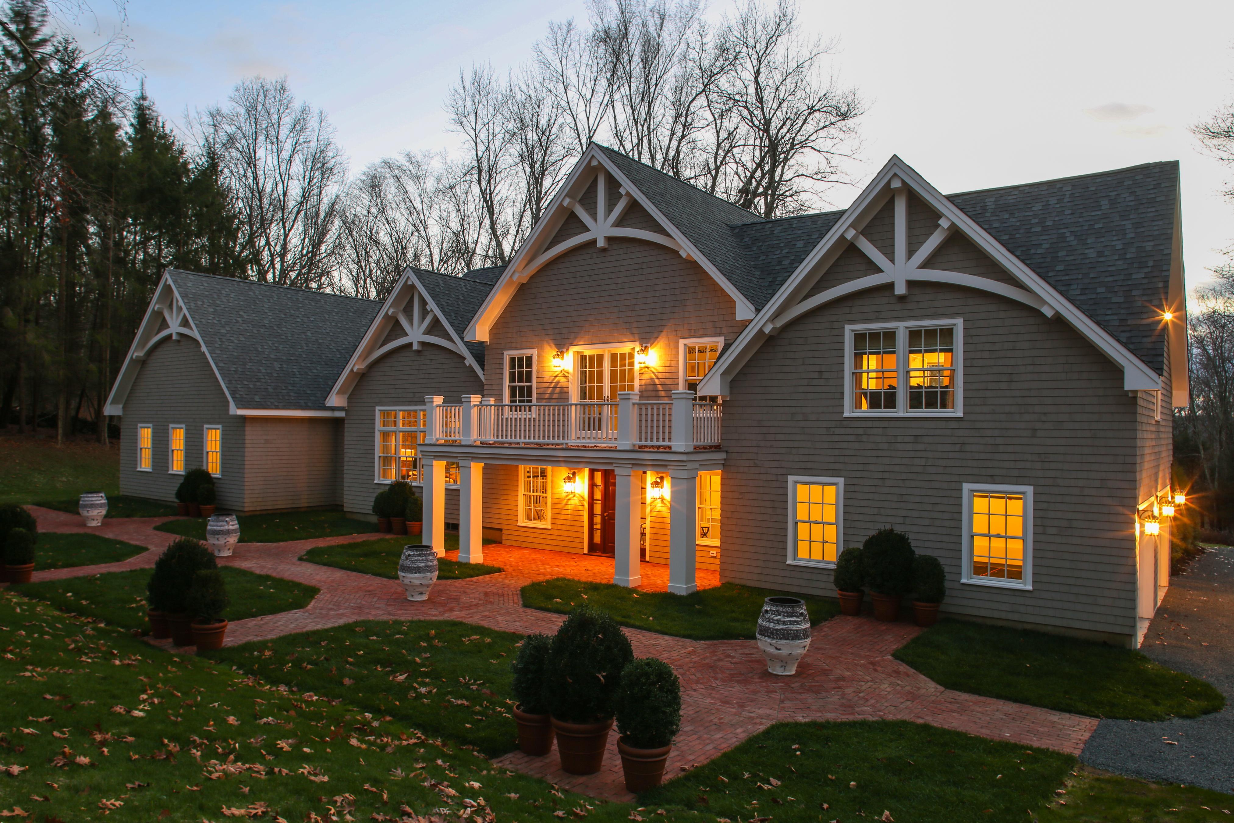 独户住宅 为 销售 在 Exceptional Property 49 Garnet Road 罗克斯伯里, 康涅狄格州, 06783 美国