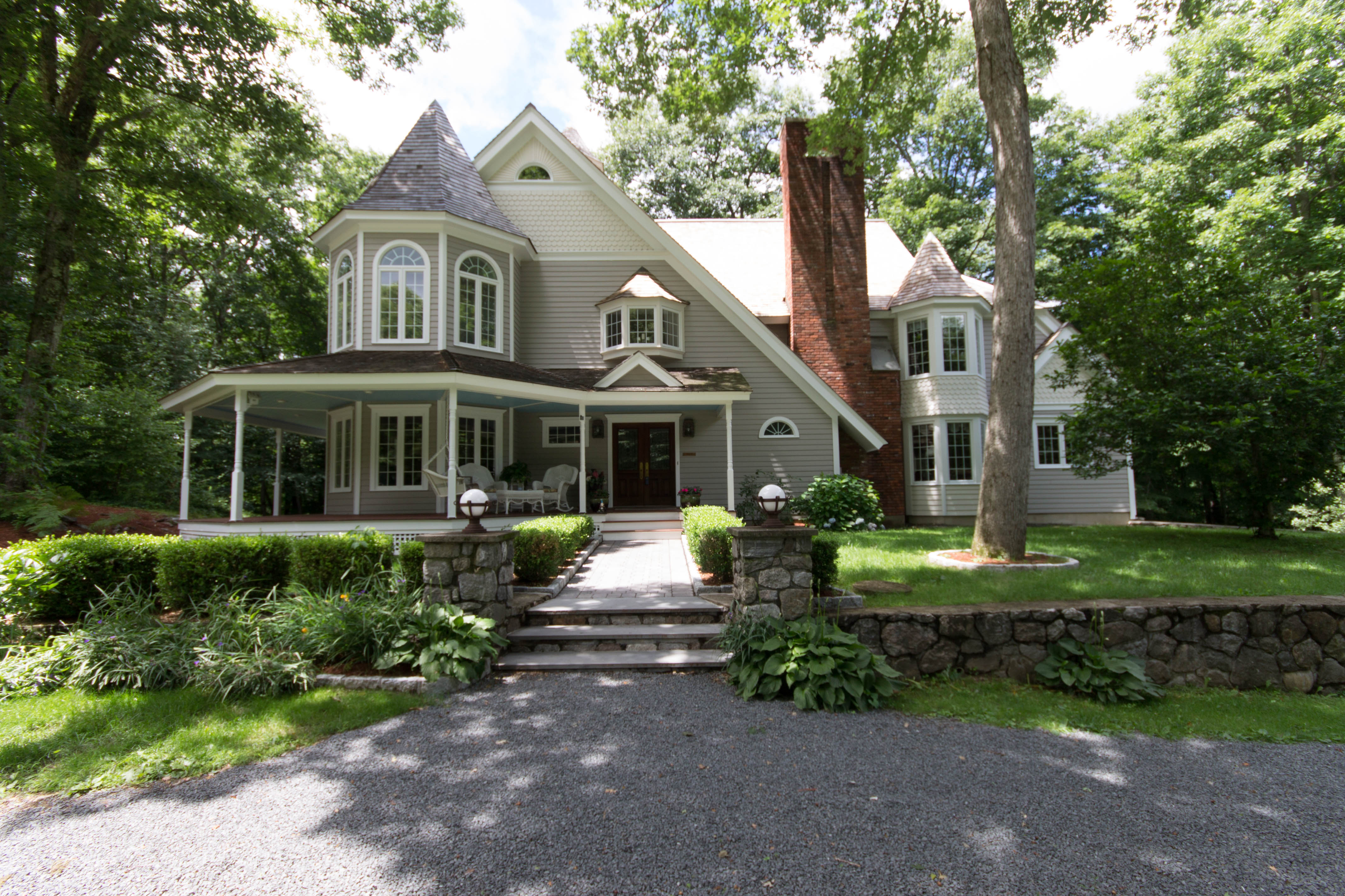 Property For Sale at Romantic Victorian Home