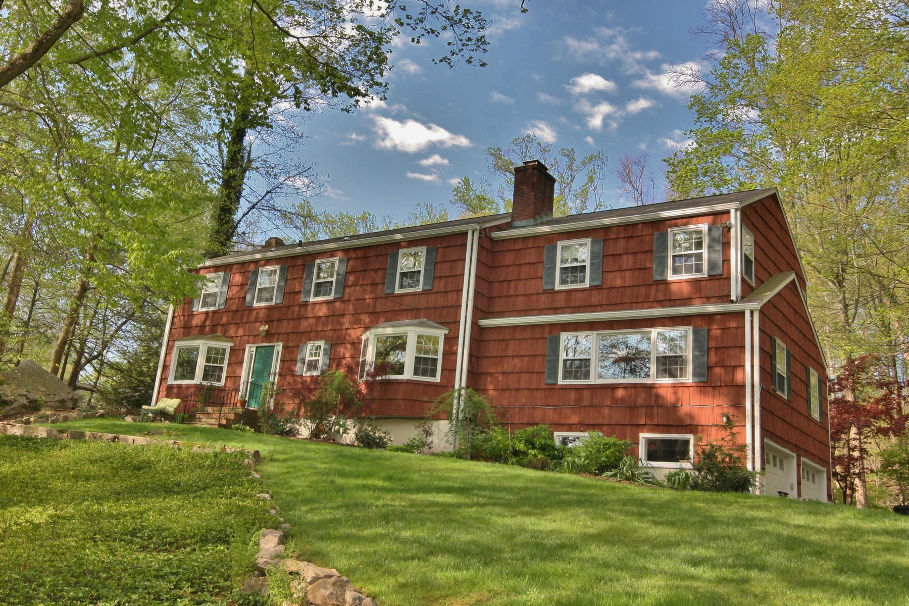sales property at North Stamford Colonial