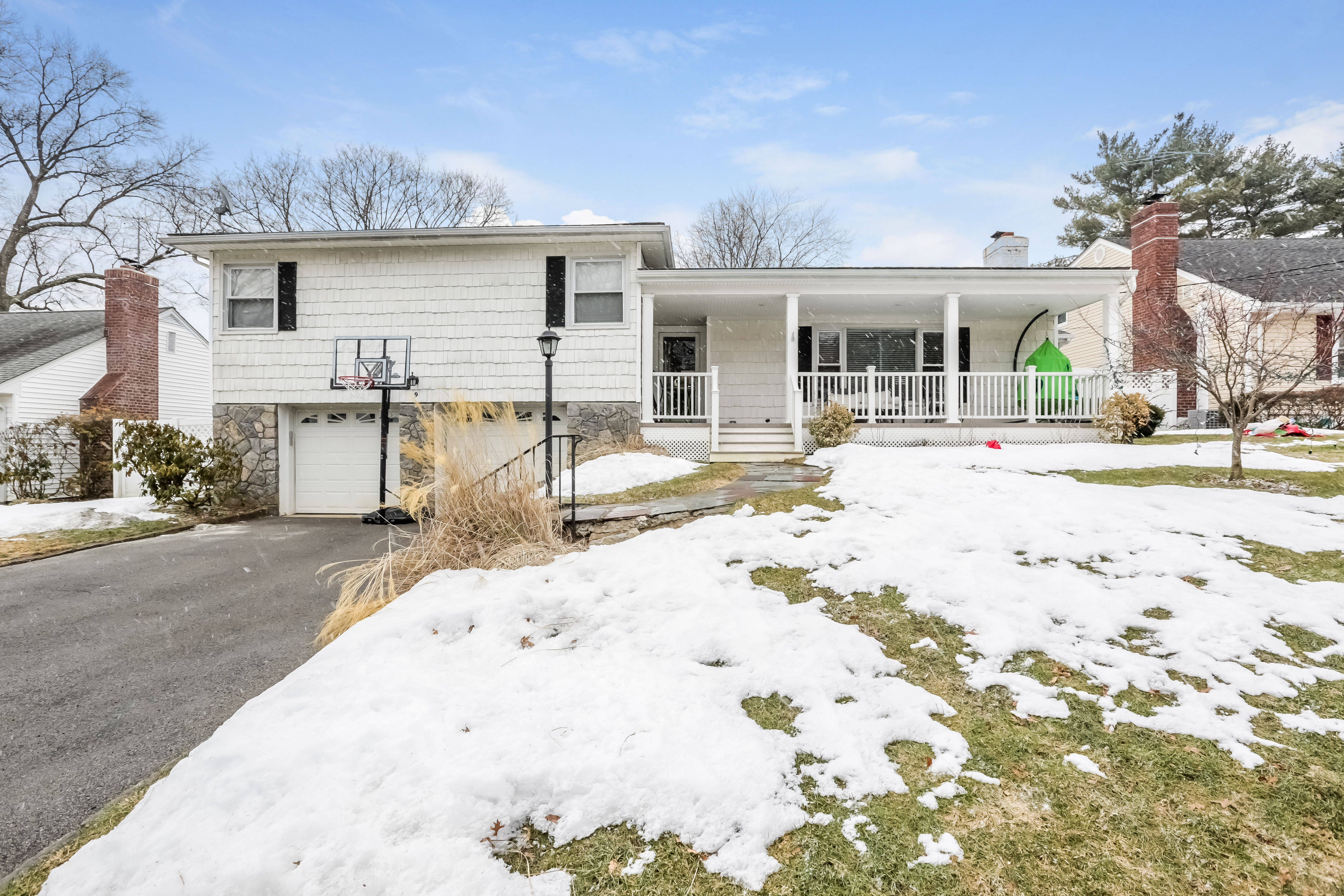Single Family Home for Sale at Modern Living With Open Concept 9 Michael Drive Scarsdale, New York 10583 United States