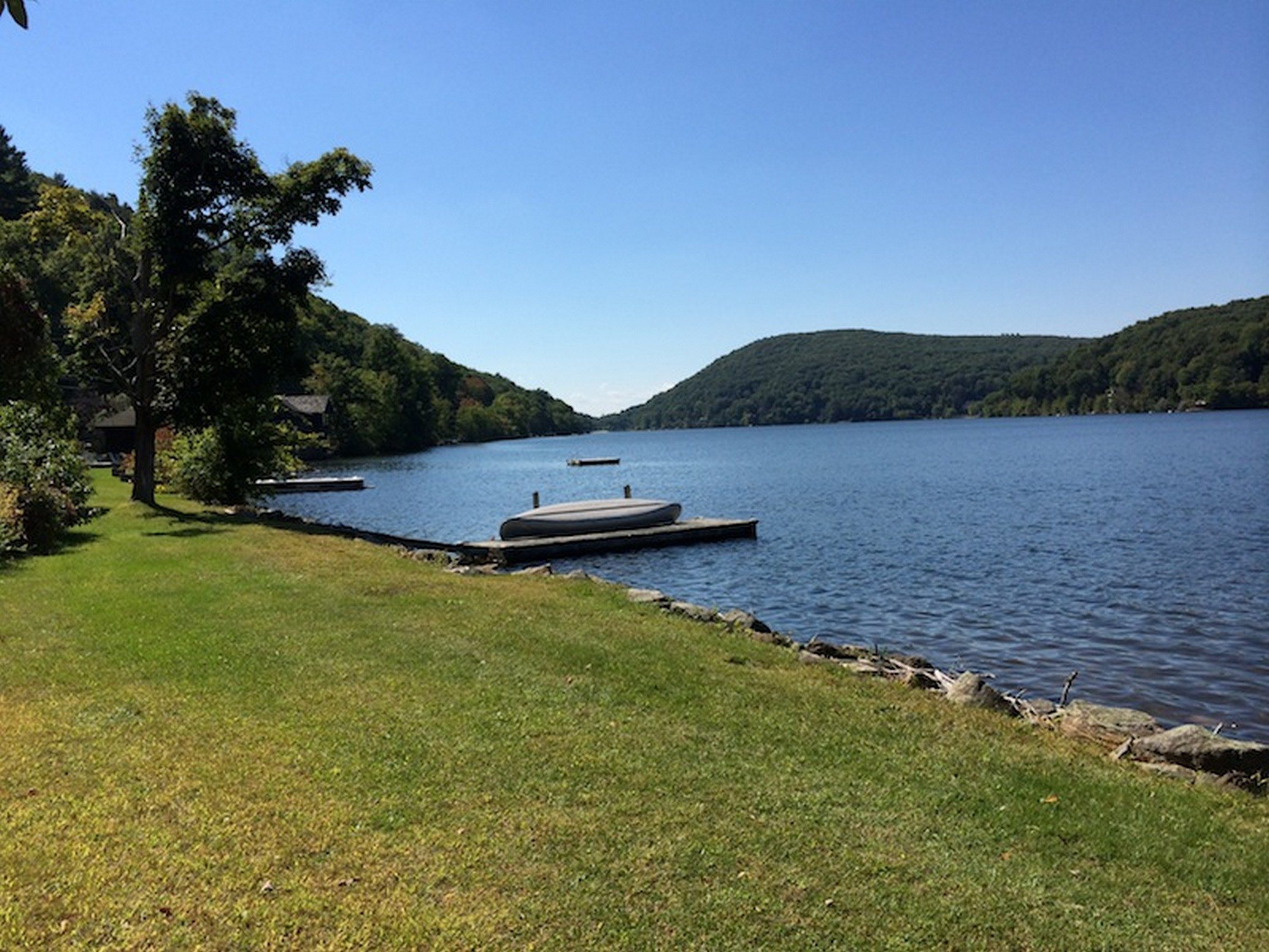 sales property at 84 Acre Estate Parcel On Lake Waramaug