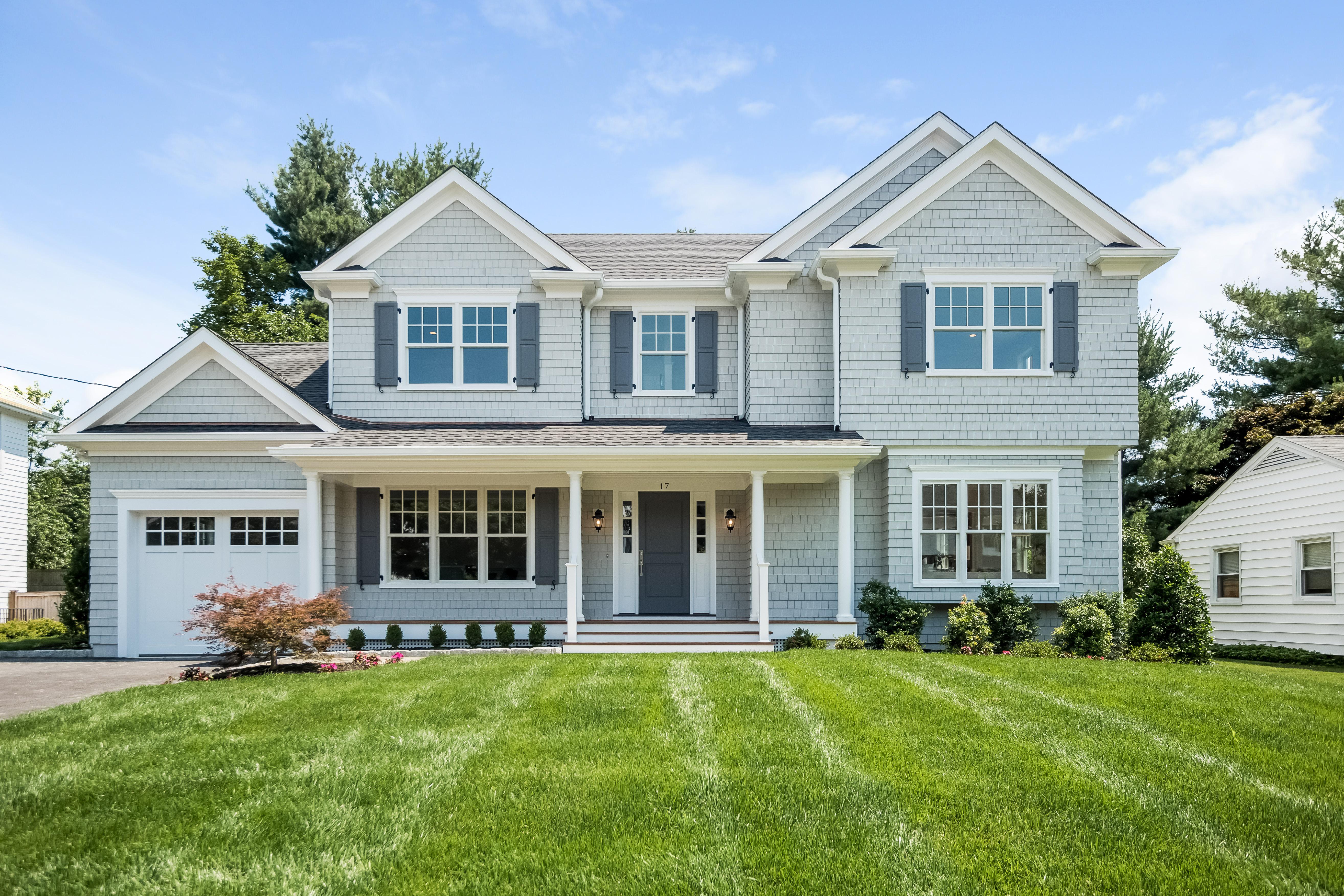 Maison unifamiliale pour l Vente à 17 Henry Street Rye, New York, 10580 États-Unis
