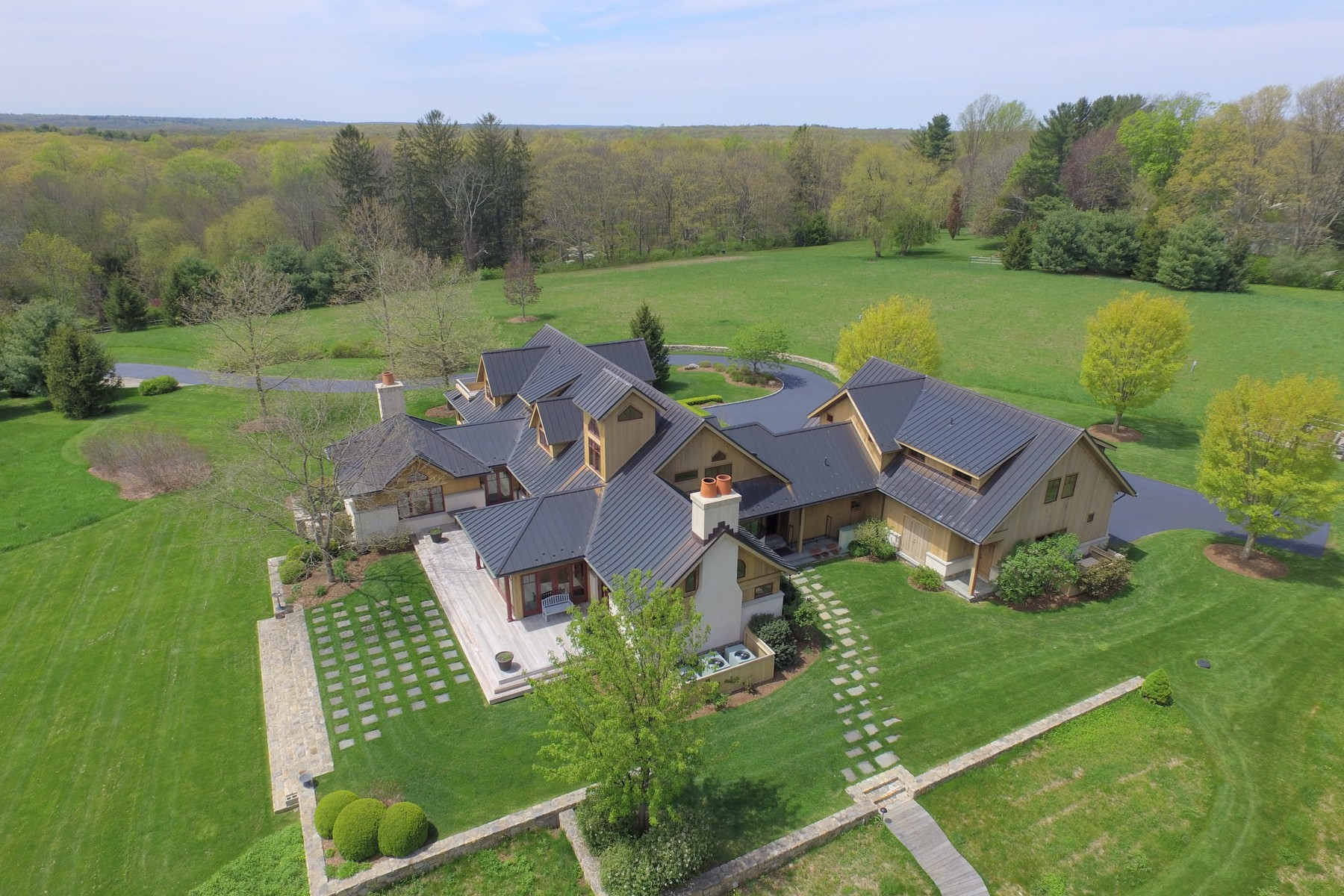 sales property at Stunning Unique Country Residence