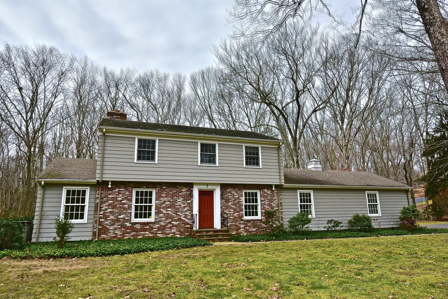 Einfamilienhaus für Verkauf beim Great Otter Cove Expanded Colonial 7 Laurel Way Old Saybrook, Connecticut 06475 Vereinigte Staaten