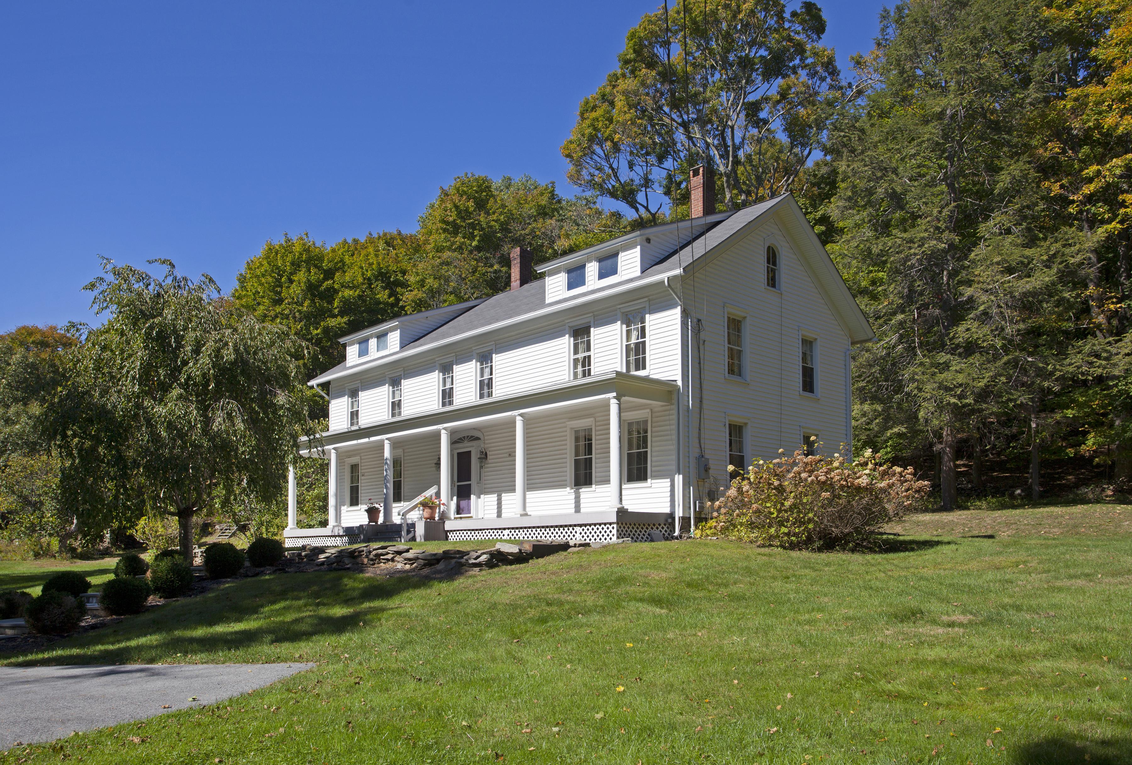 sales property at Circa 1834 Farmhouse