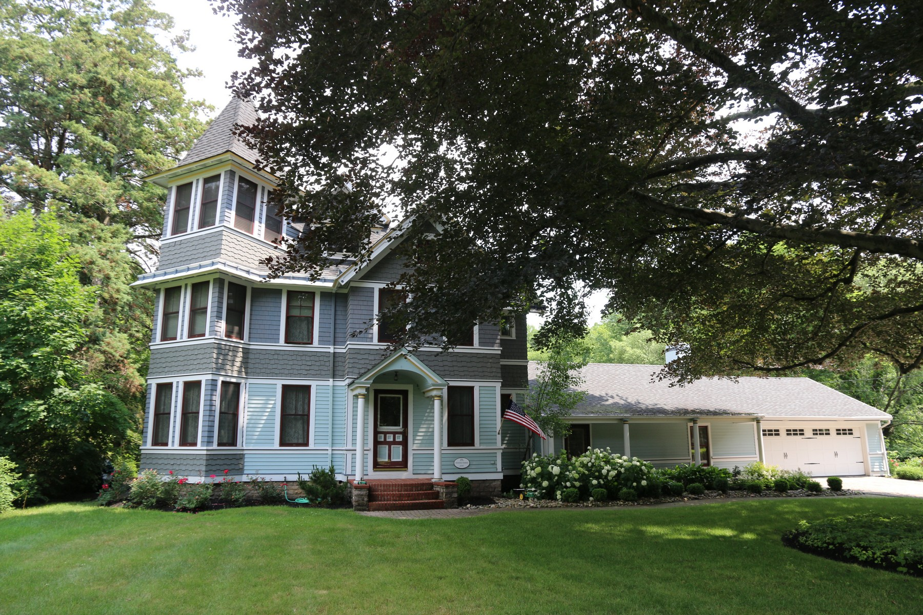 Property For Sale at The H. Wooster Webber Homestead C.1896