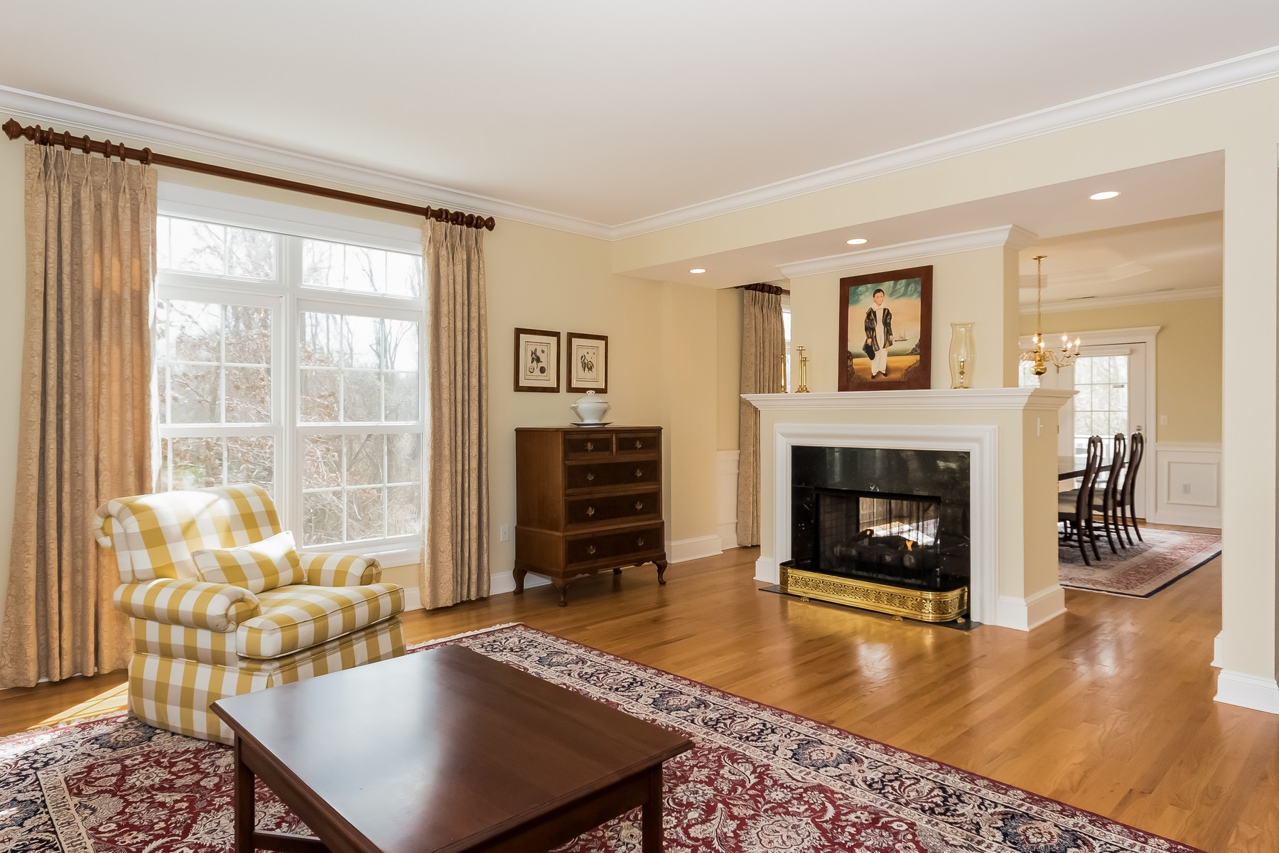 Condominium for Sale at Luxurious End Unit Townhouse 71 Aberdeen Way 71 Southport, Fairfield, Connecticut, 06890 United States