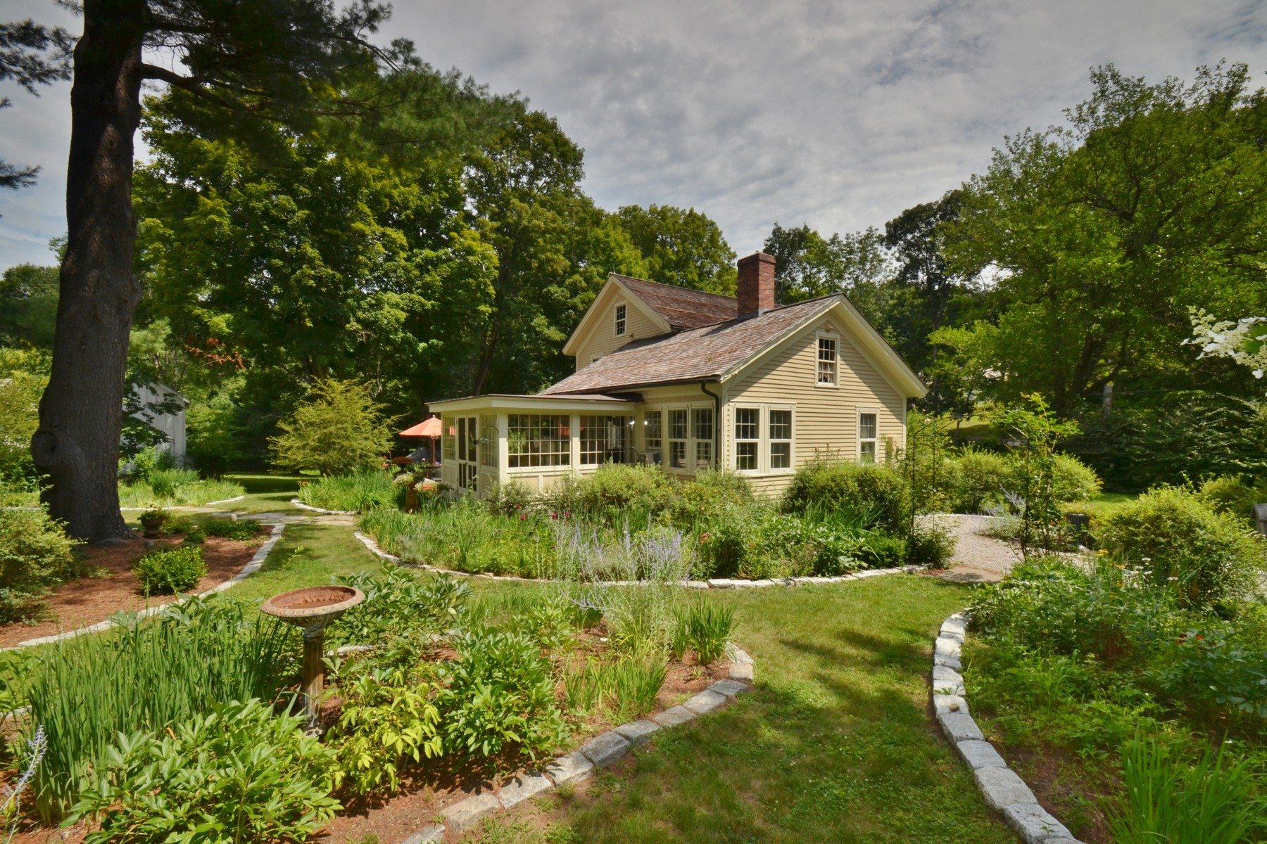 Single Family Home for Sale at Totally Remodedled ca. 1870 Home 1 Selden Rd Lyme, Connecticut, 06371 United States