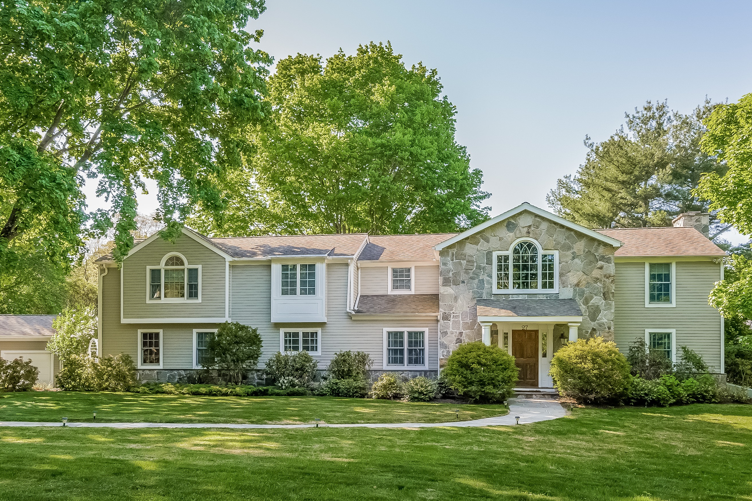 Property For Sale at Spectacular South Wilton Custom Colonial
