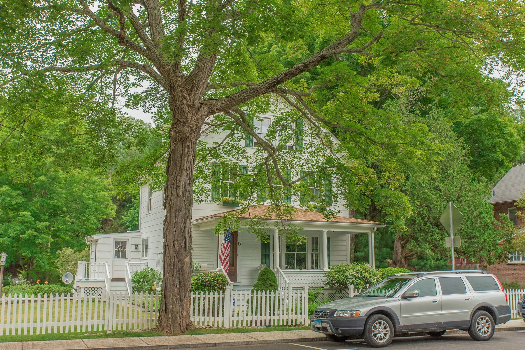 open-houses property at A Rare Find In Chester Village