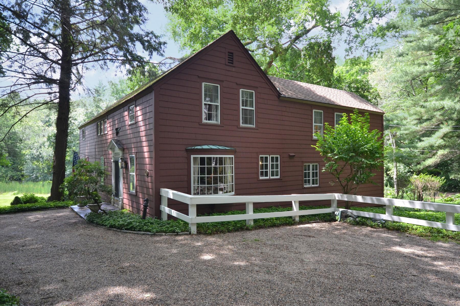 Nhà ở một gia đình vì Bán tại Storybook Federal Antique 60 Florida Hill Road Ridgefield, Connecticut 06877 Hoa Kỳ