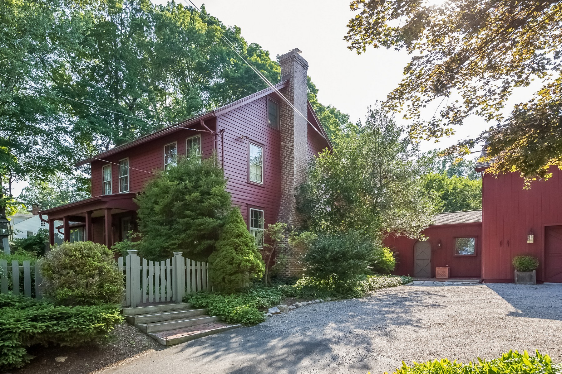 sales property at Expanded Farmhouse Minutes to Town