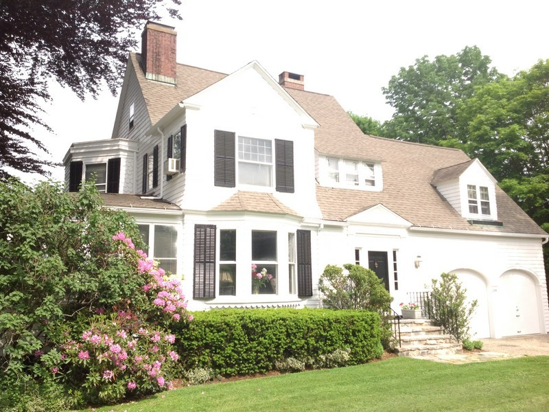 Property For Sale at Vintage Litchfield Colonial