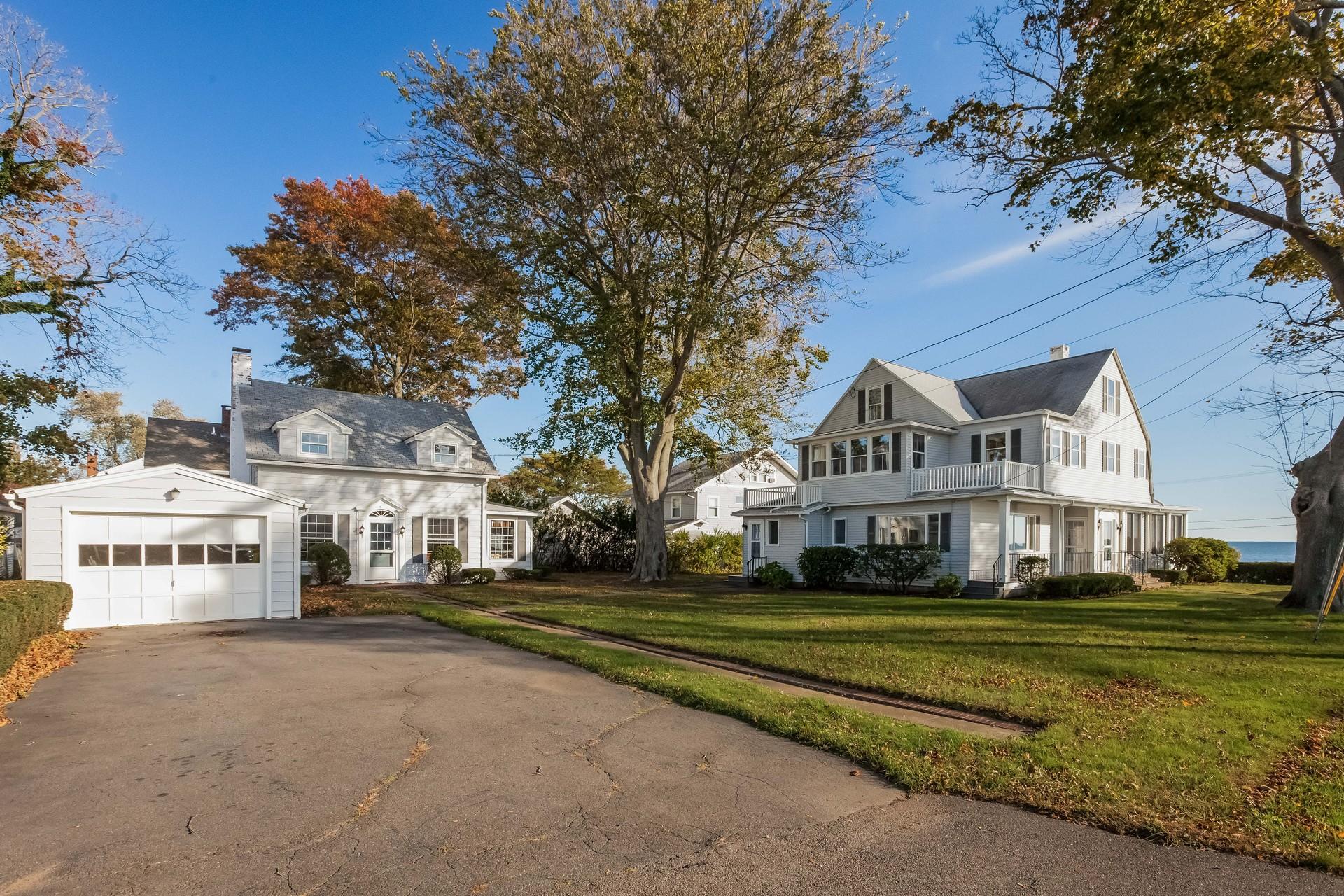 Maison unifamiliale pour l Vente à 67 Seaview Ave Madison, Connecticut 06443 États-Unis