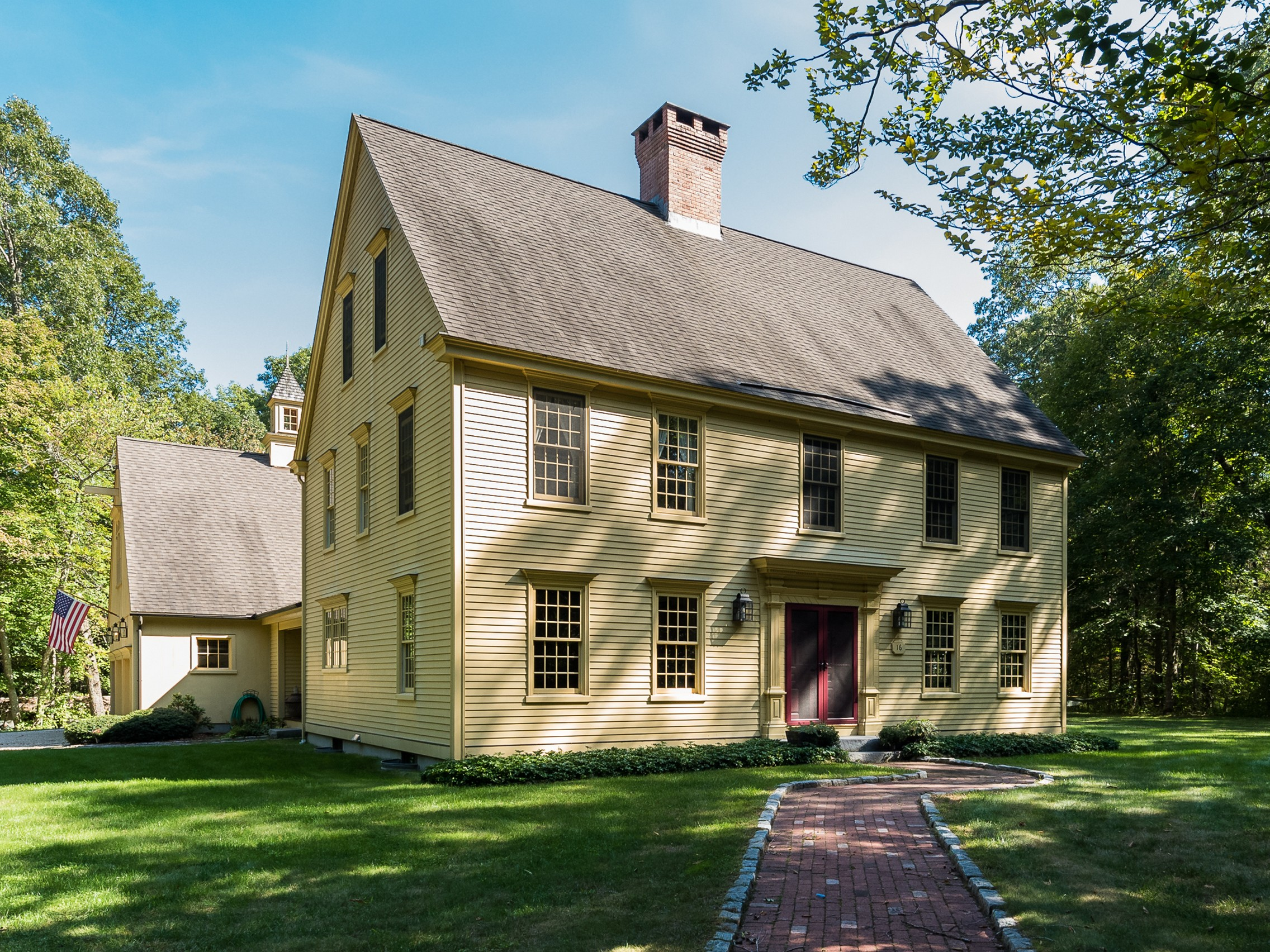 open-houses property at Nestled on 7 Acres in Hadlyme