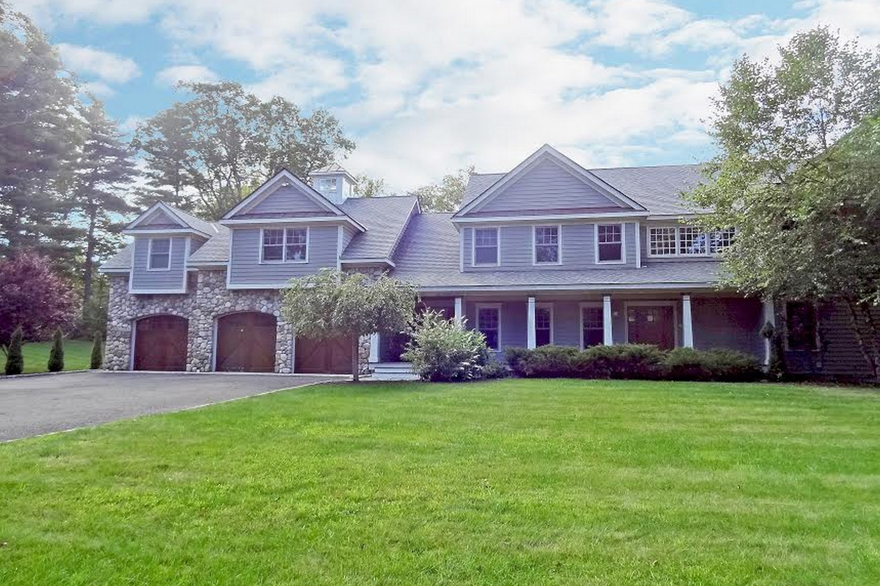 Property For Sale at Builder's Own Custom Built 2008 Colonial, with Fine Craftsmanship and Attention