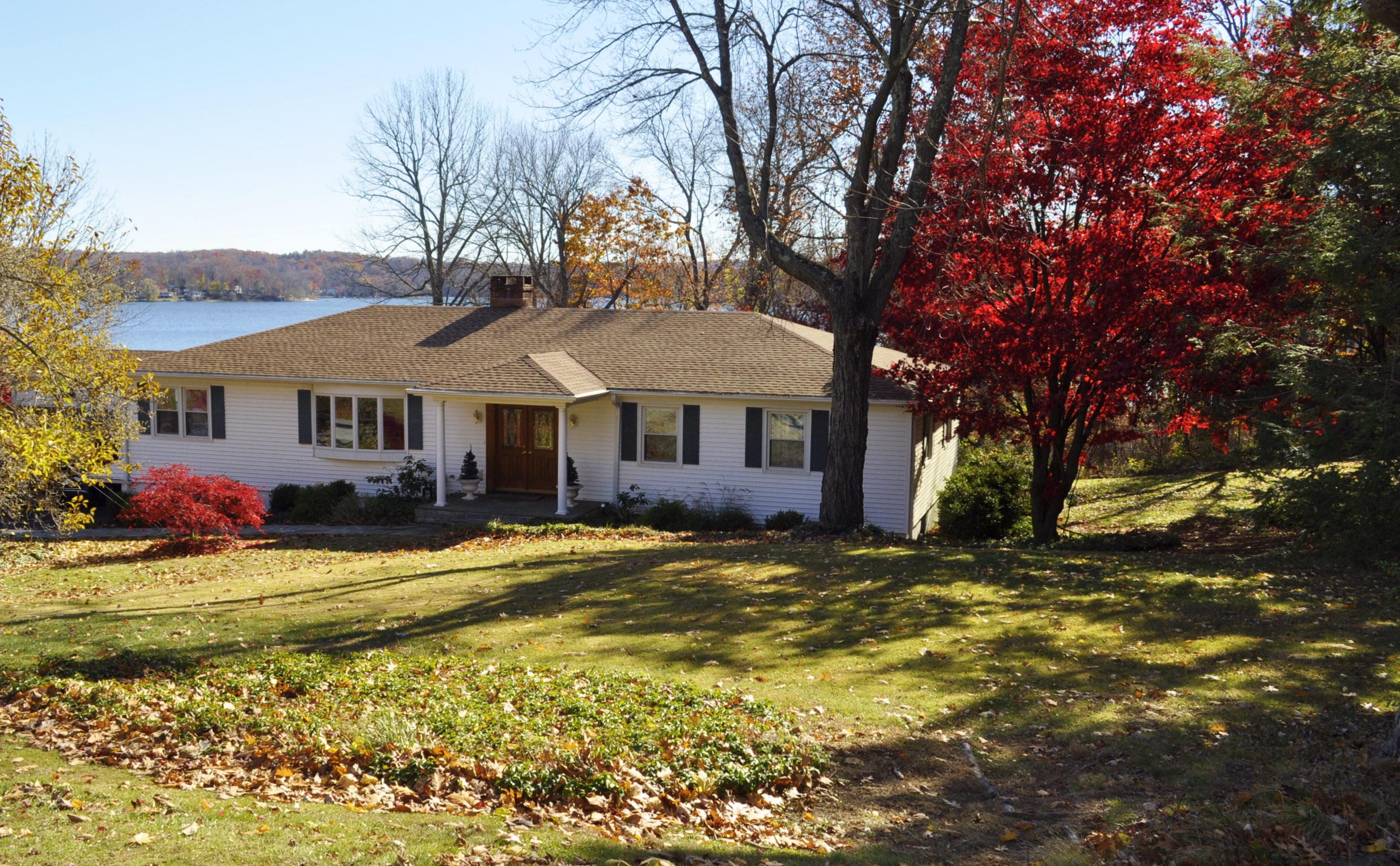 Single Family Home for Sale at Private Ranch in Starr Ridge 28 Seven Oaks Brewster, New York, 10509 United States