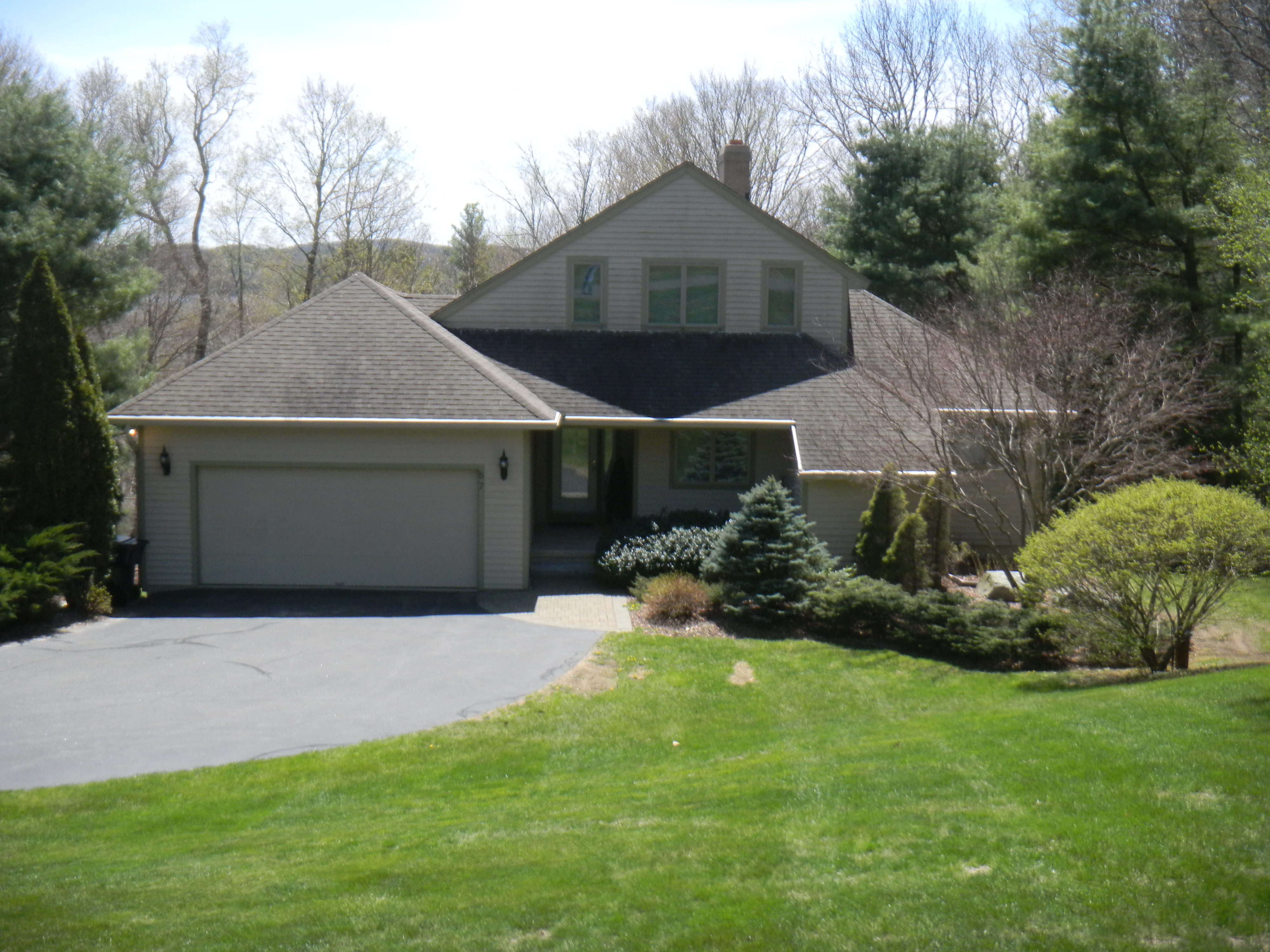 Single Family Home for Sale at Woodridge Lake Country Home 57 Weldon Ct Goshen, Connecticut, 06756 United States