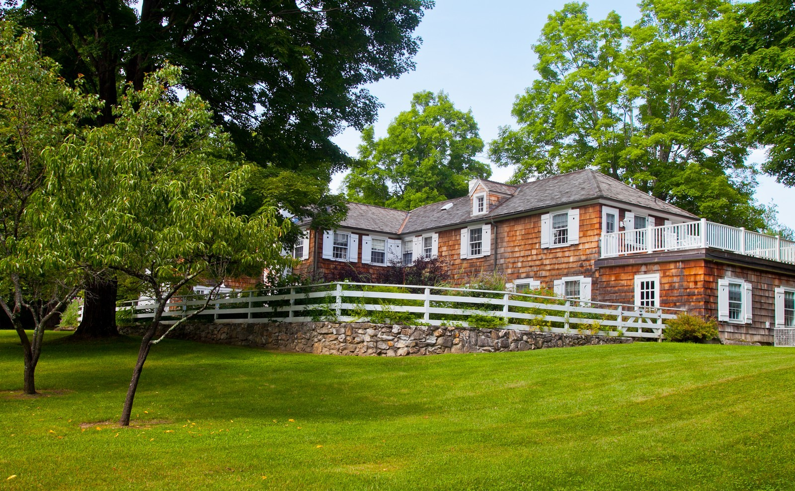 Single Family Home for Sale at Private Sanctuary 164 Belden Street Falls Village, Connecticut 06031 United States