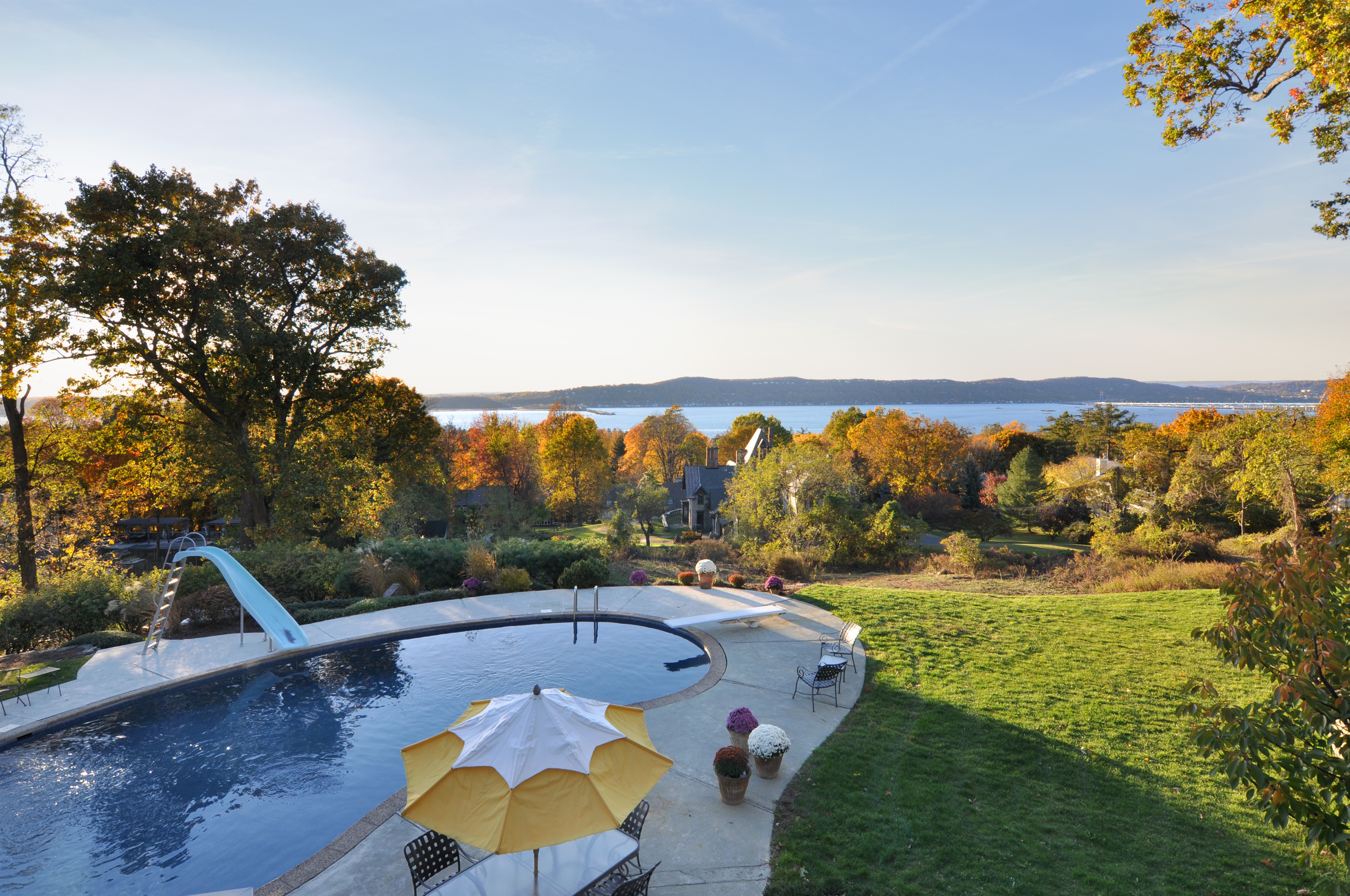 Single Family Home for Sale at Breathtaking Views! 7 Irving Place Irvington, New York, 10533 United States