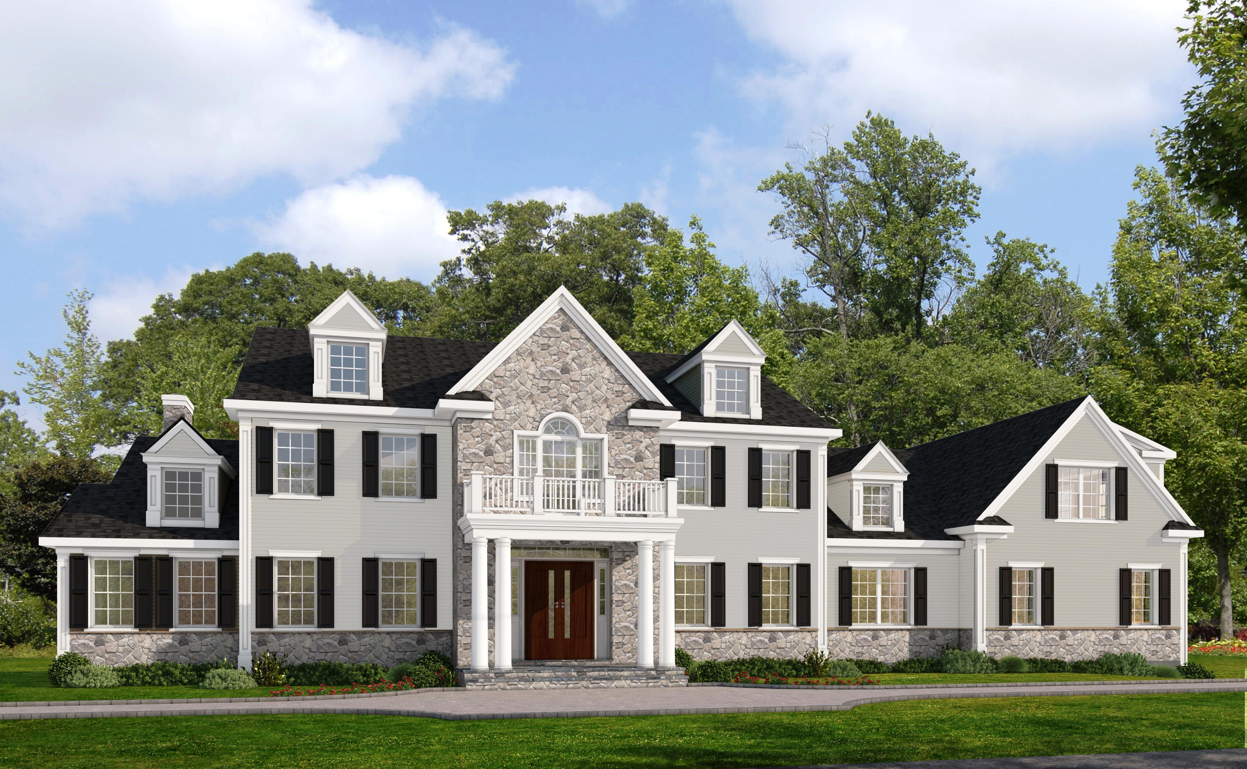 Villa per Vendita alle ore Magnificent 3 Century Trail Harrison, New York 10528 Stati Uniti