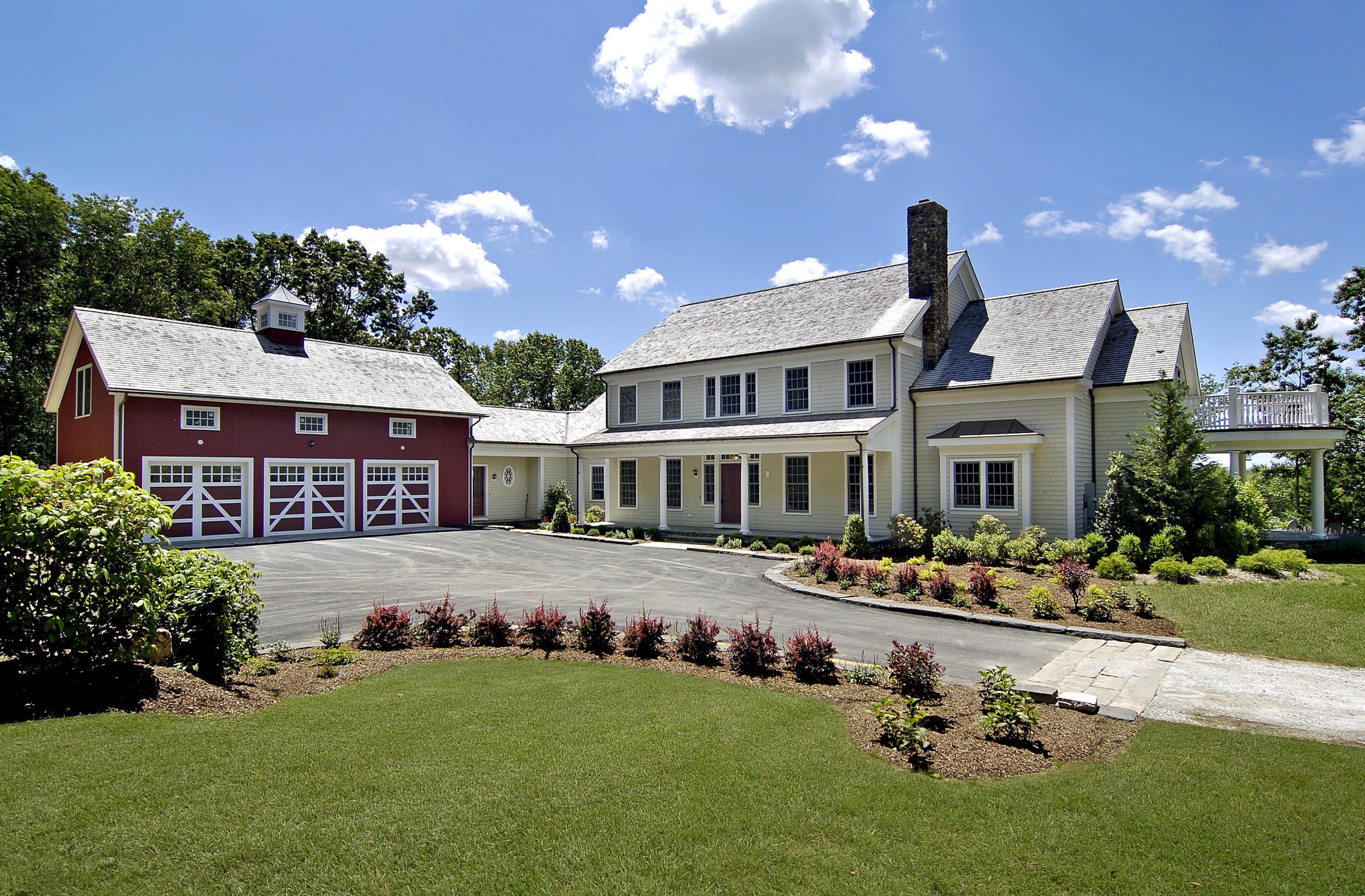 Casa Unifamiliar por un Venta en Stunning Custom New Preston Colonial 23 New Preston Hill Rd Washington, Connecticut 06777 Estados Unidos