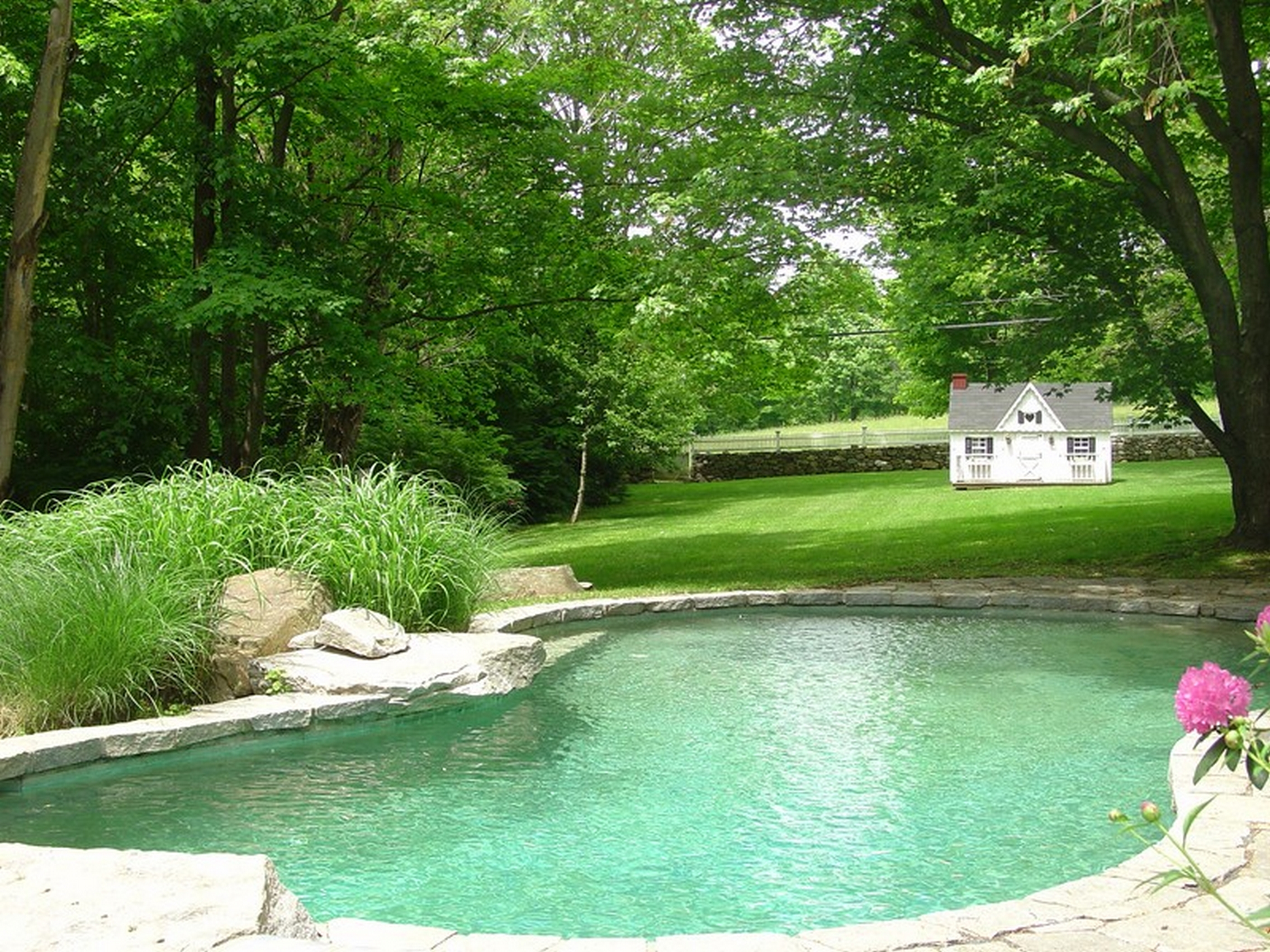 Property Of Charming Country Home with Pool